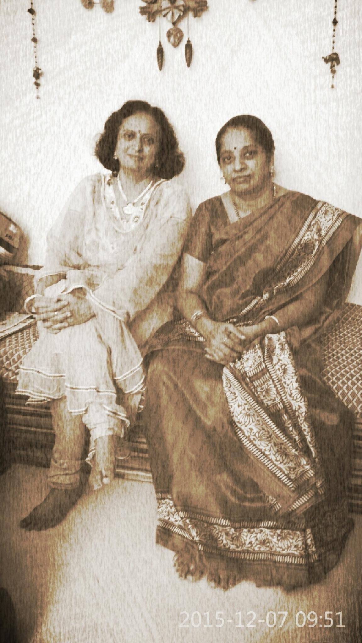 Remembering past by ushapandya19