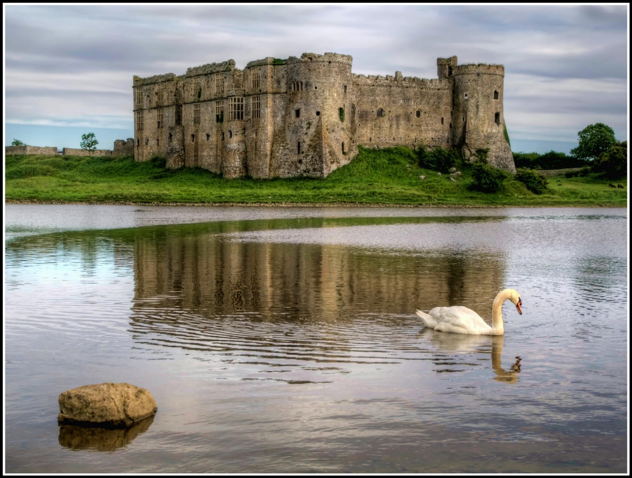 Swan Lake by Anthony Barnett