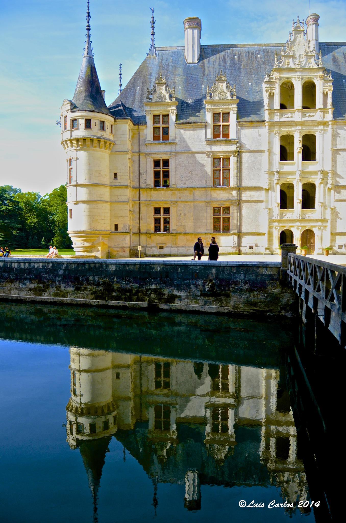 Val de Loire  (France) by Luicar