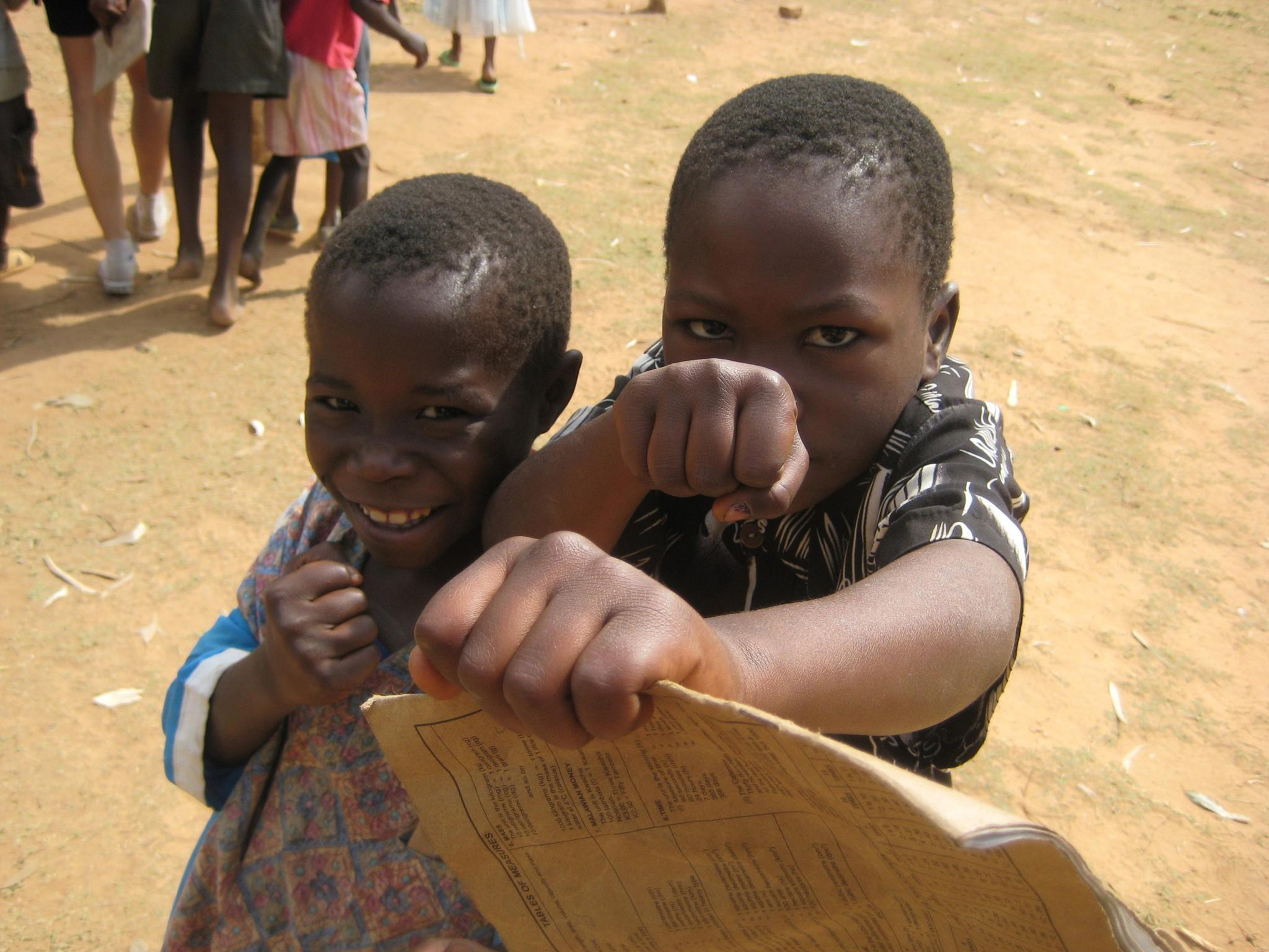 School in Malawi by ben.kunkel