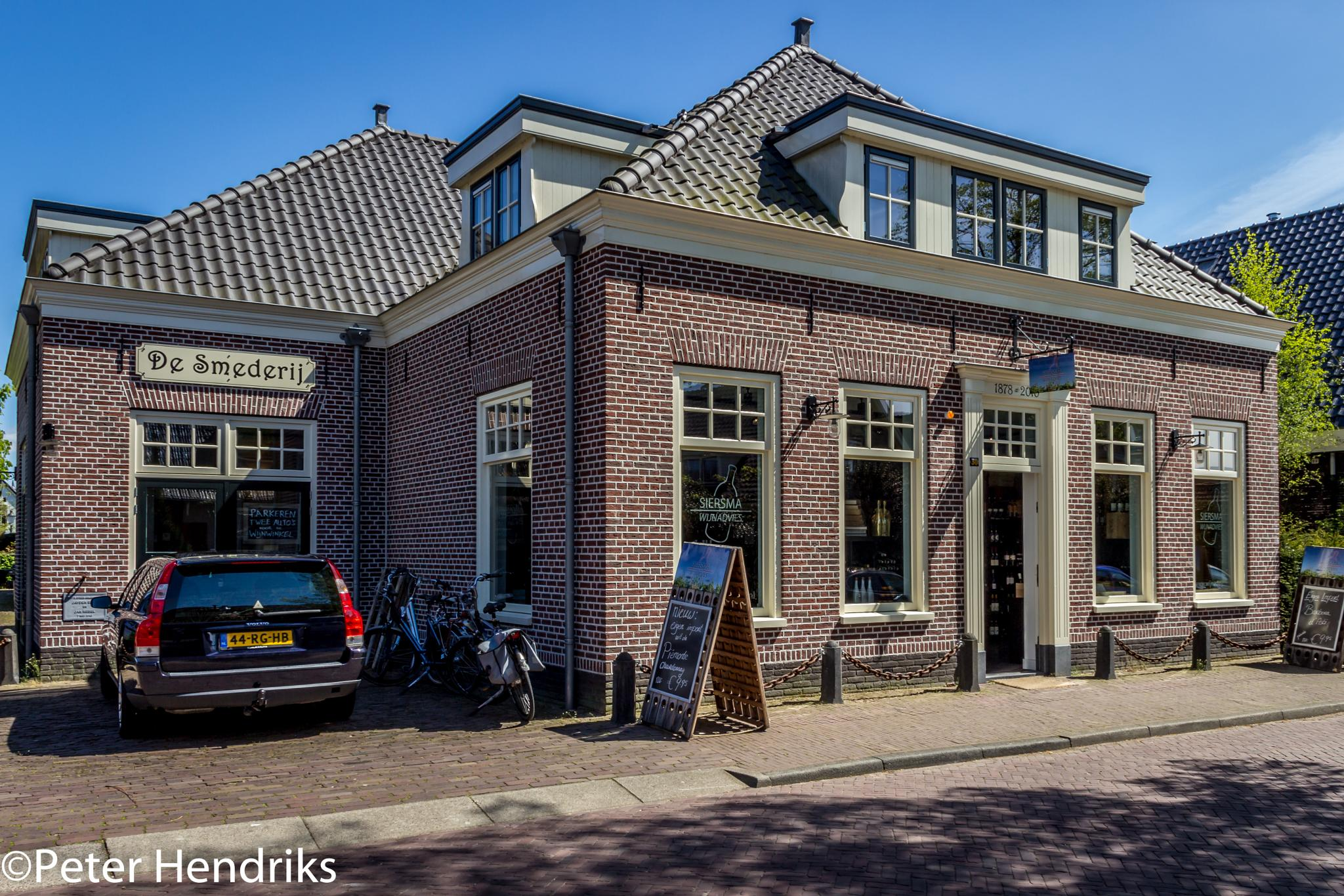 A sunny afternoon in Huizen by Peter Hendriks