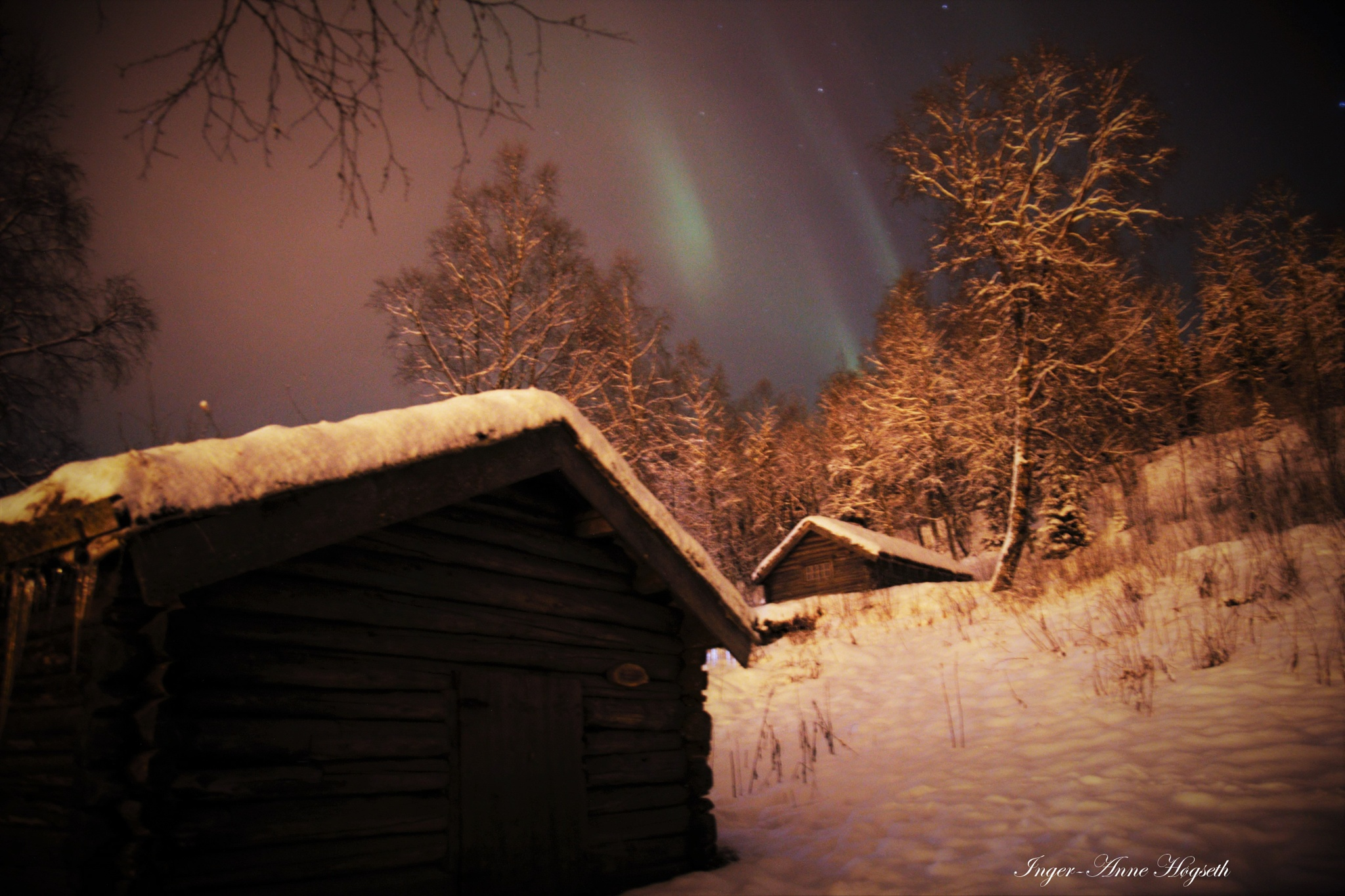 The old forge on Stenneset by IngerAnneHogseth