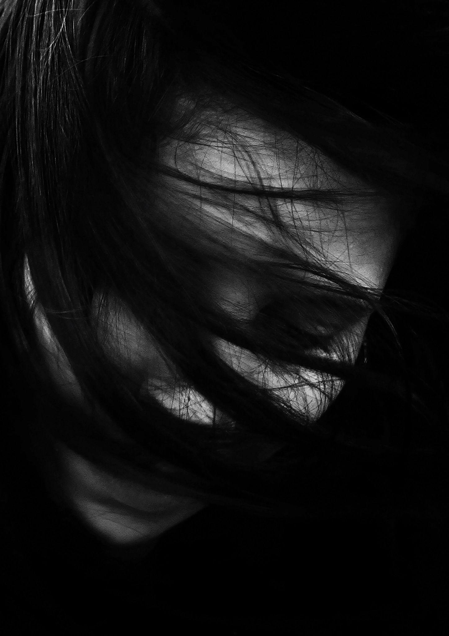 The hidden face  by Badr Pedro