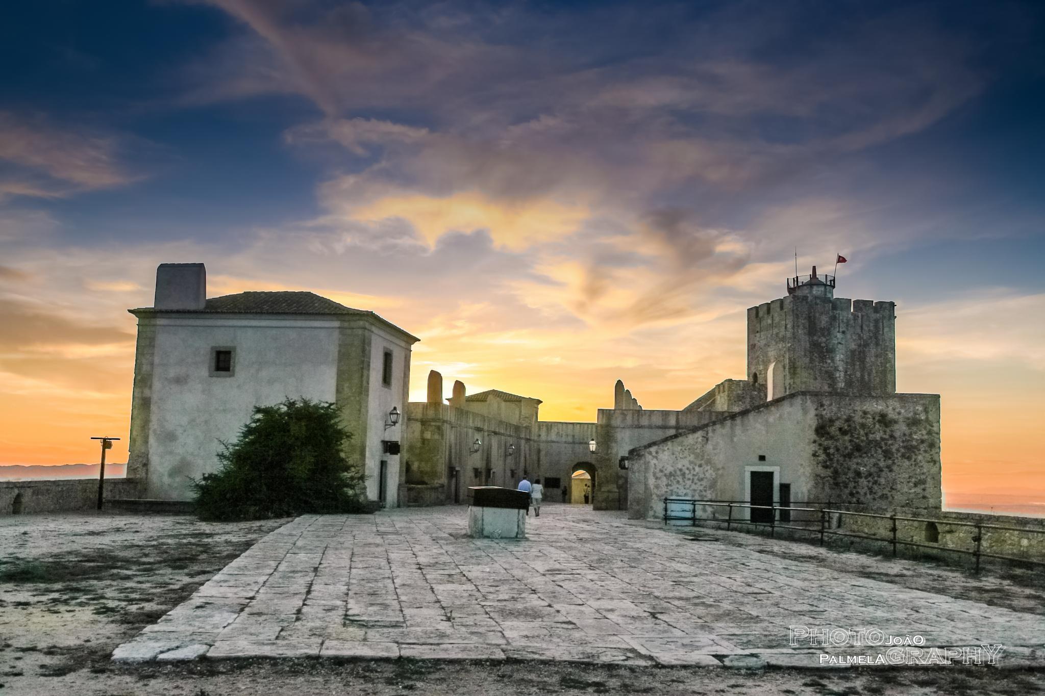Castelo de Palmela by Joao Palmela