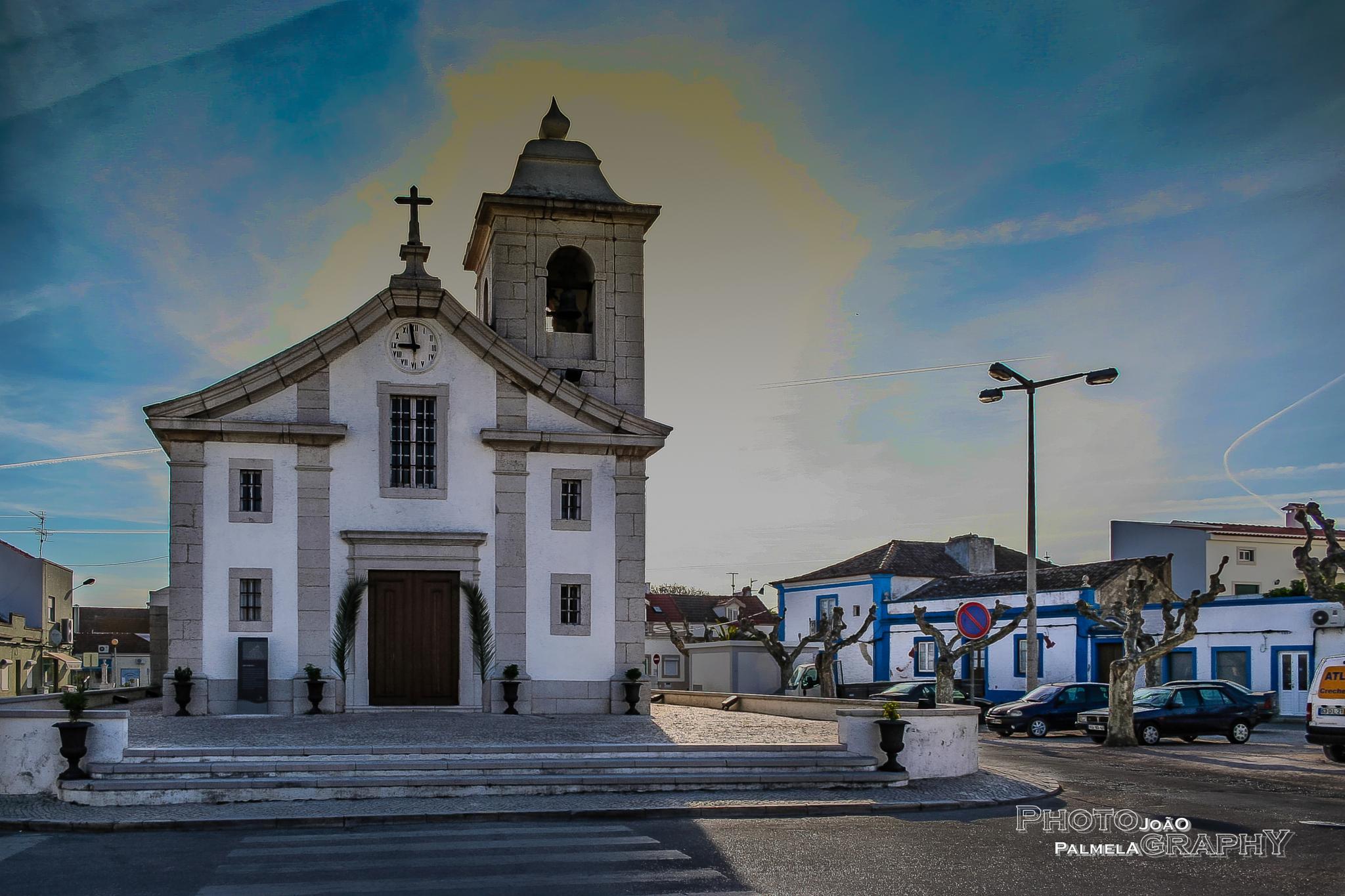 A Igreja Matriz do Samouco! by Joao Palmela