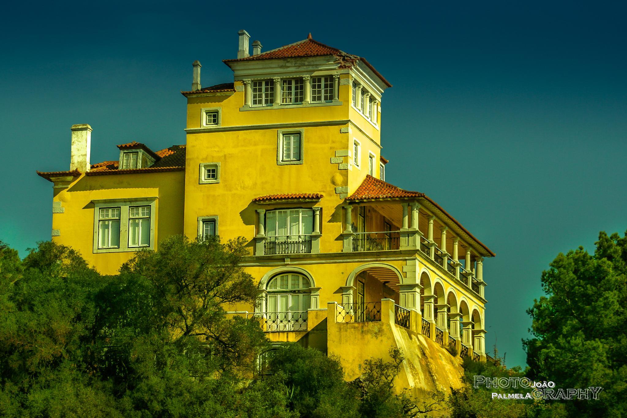 O Palacio da Comenda! by Joao Palmela