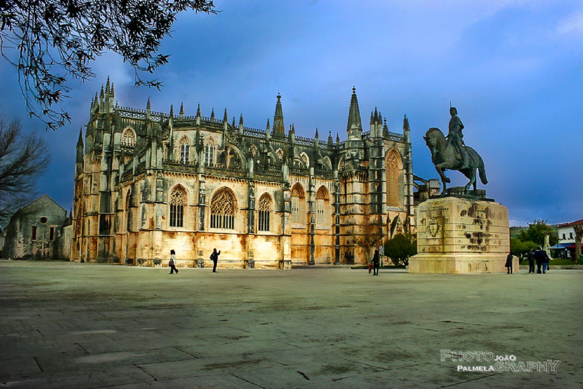 Mosteiro da Batalha! by Joao Palmela