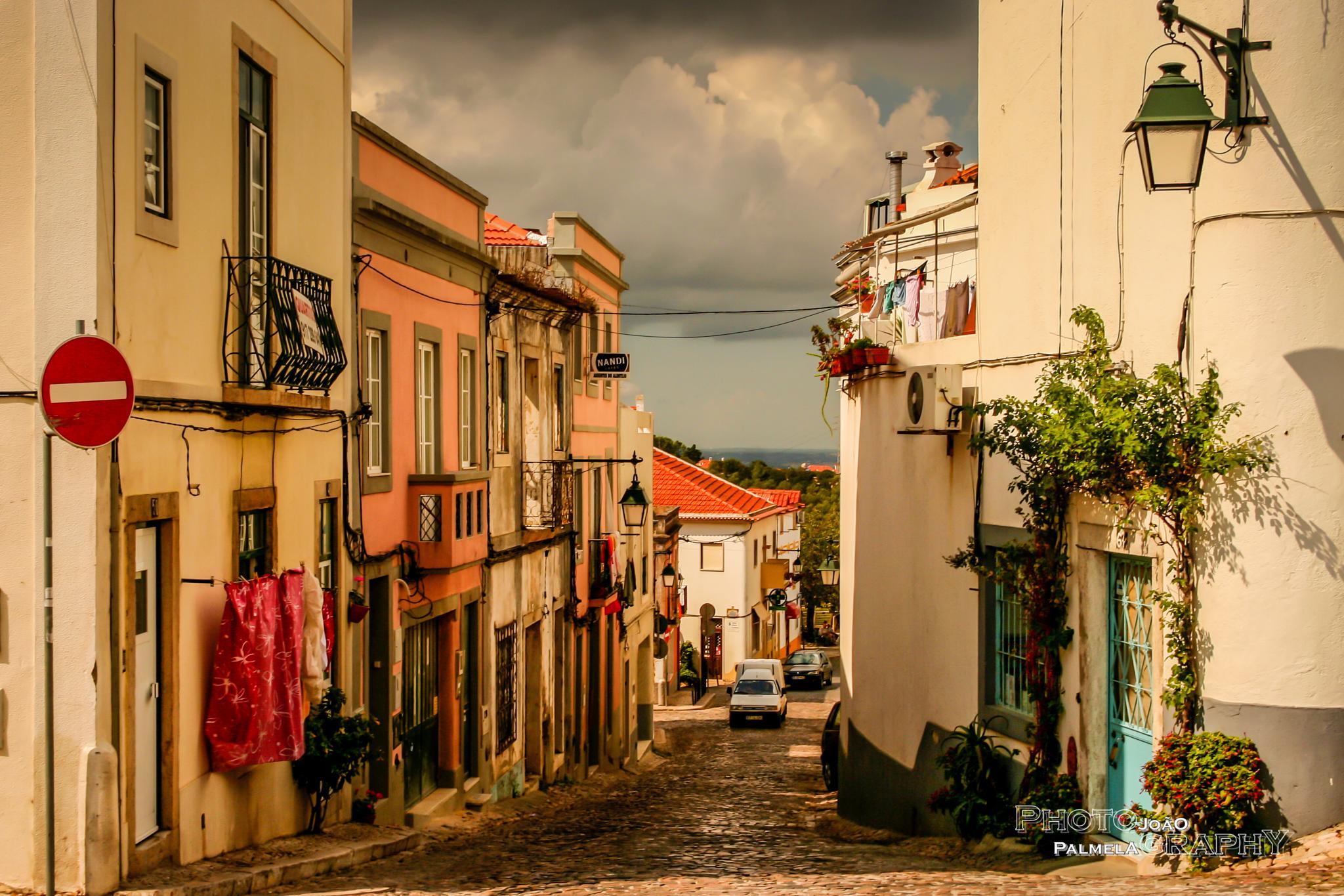 Rua em Palmela! by Joao Palmela