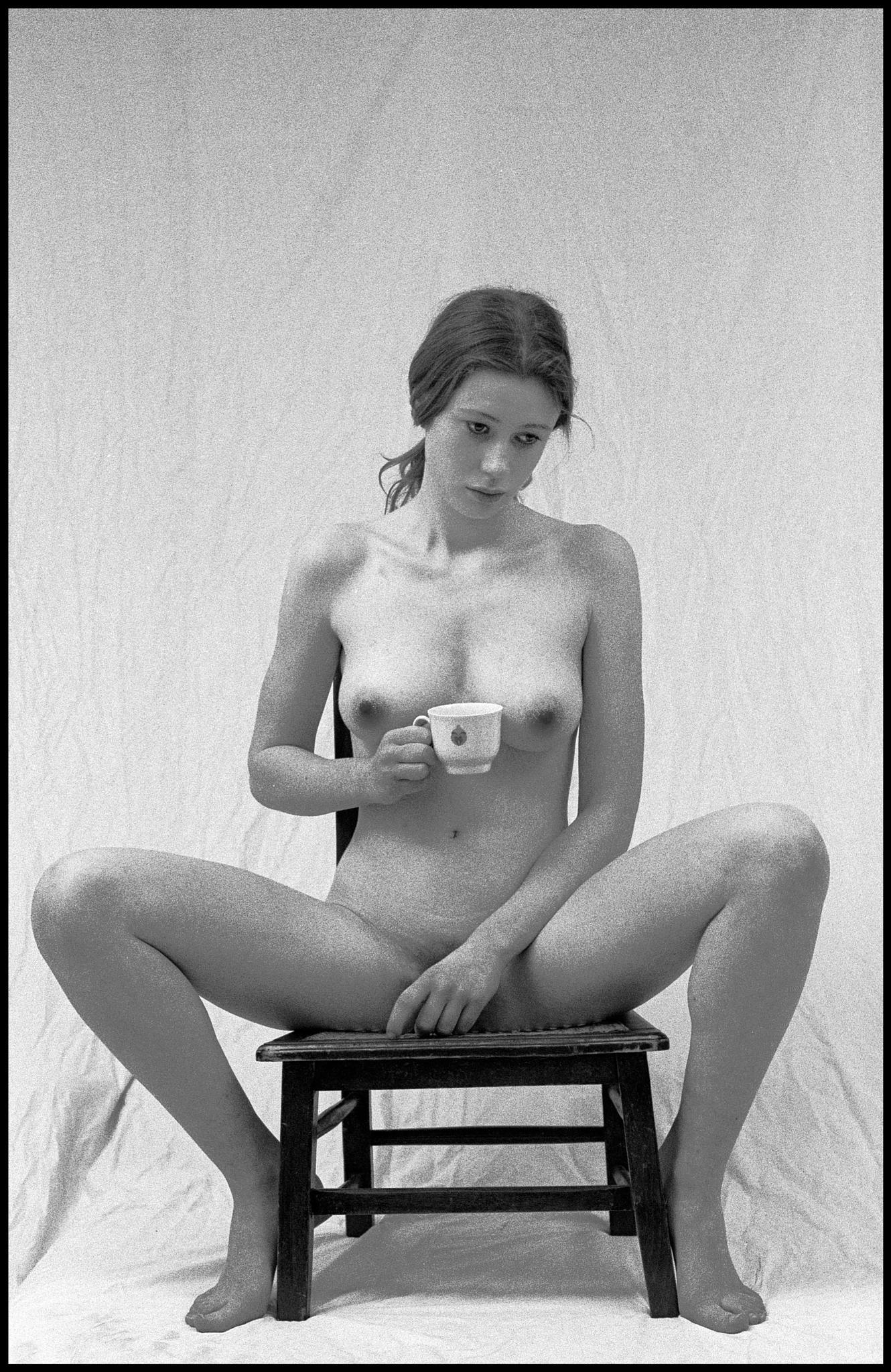 Koffiepauze  by Etienne Chalmet