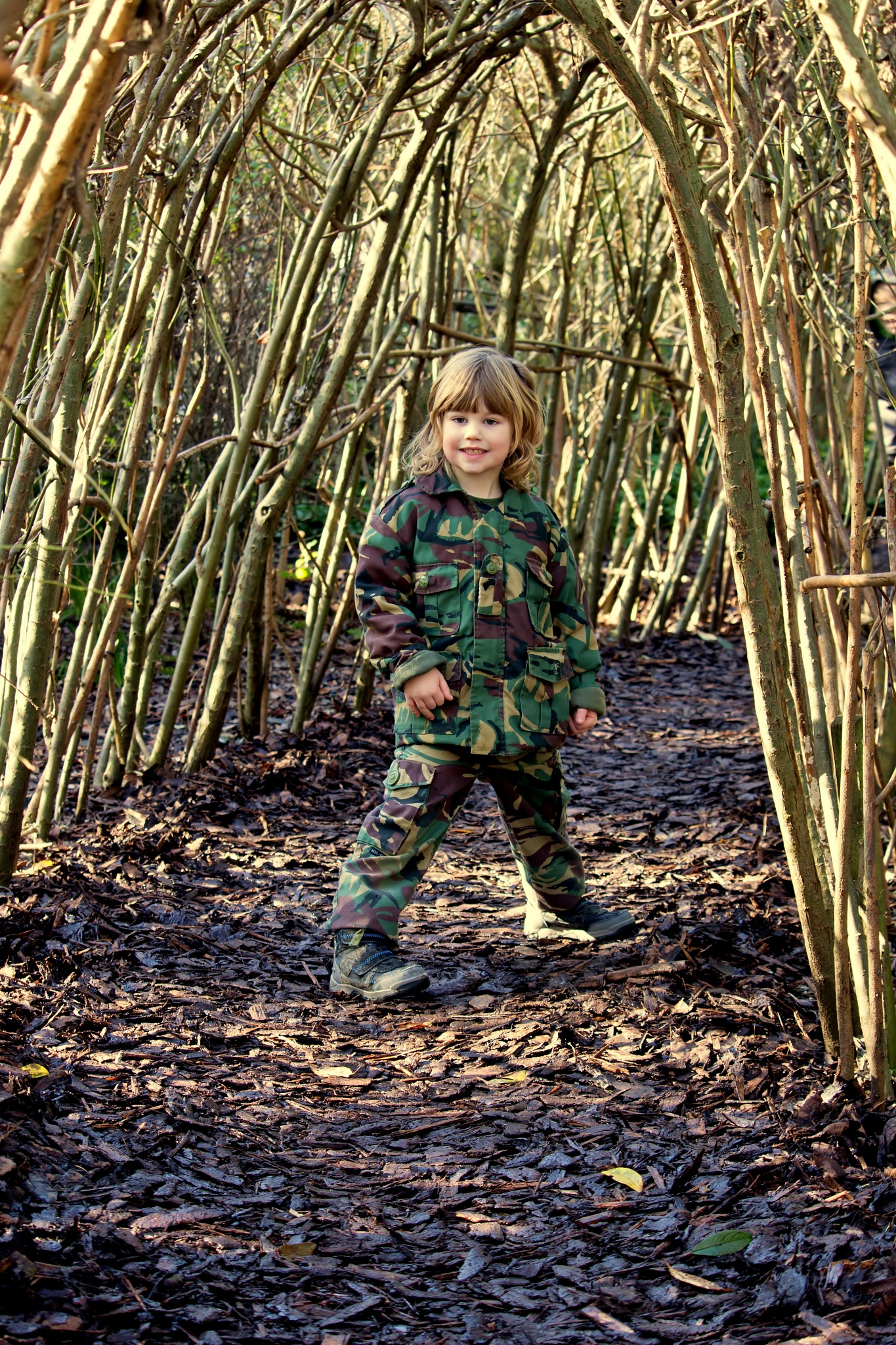 Camouflage Boy - Colour by paul.hosker