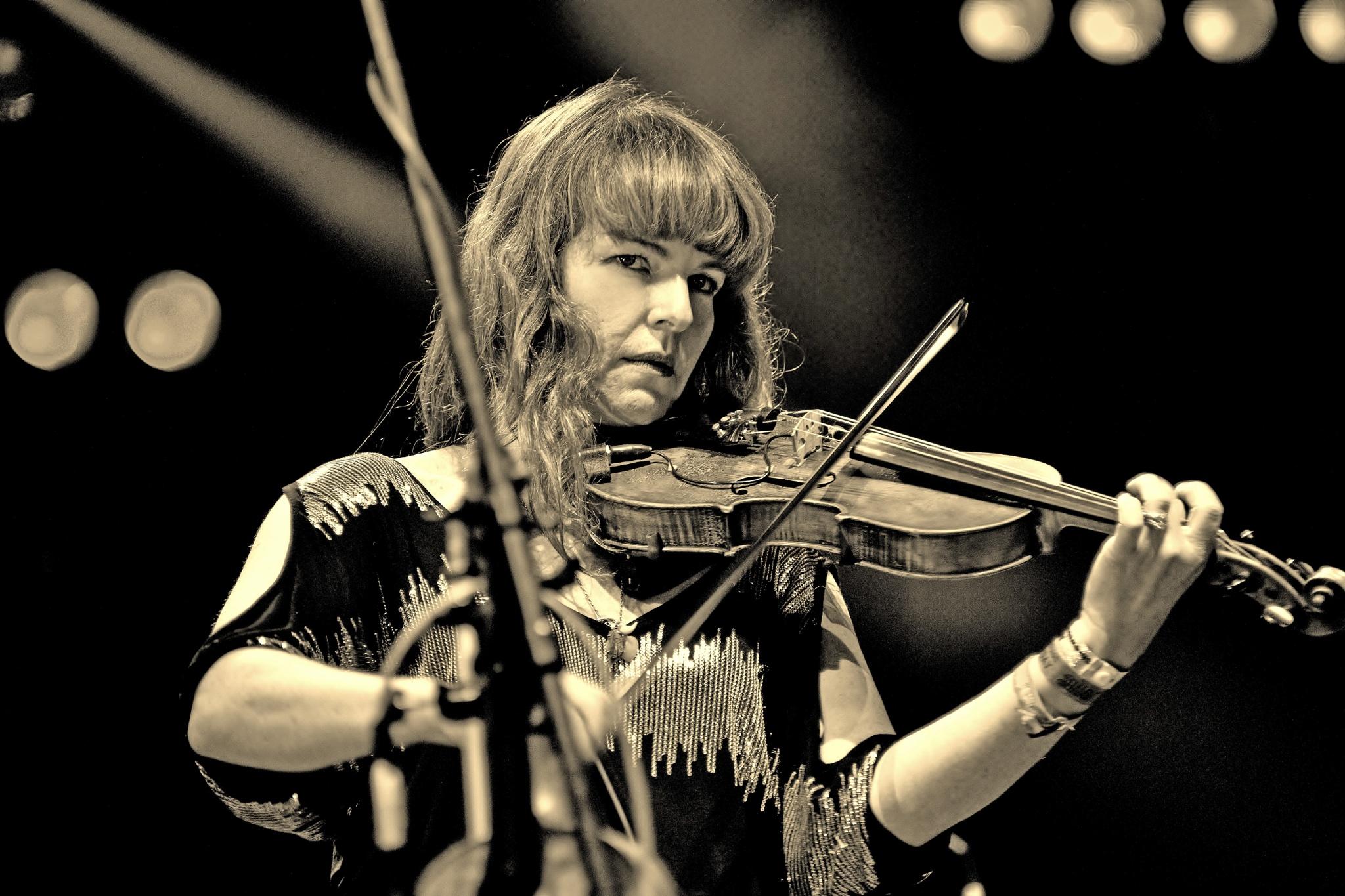 Shrewsbury Folk Festival - Sweet Music - Sepia by paul.hosker