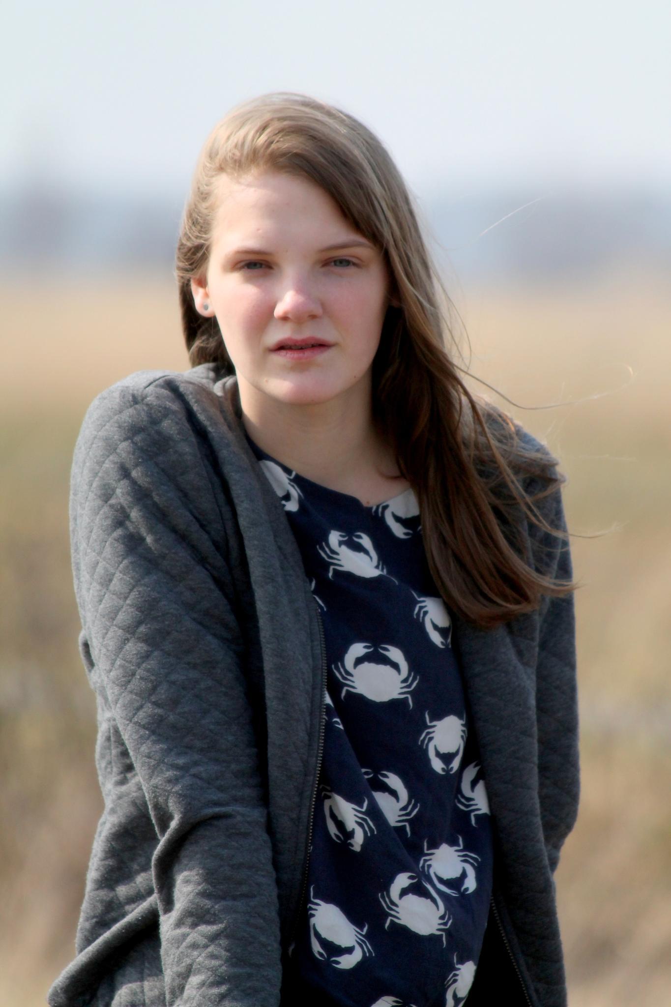 my little sister Ida by mette.p.svendsen