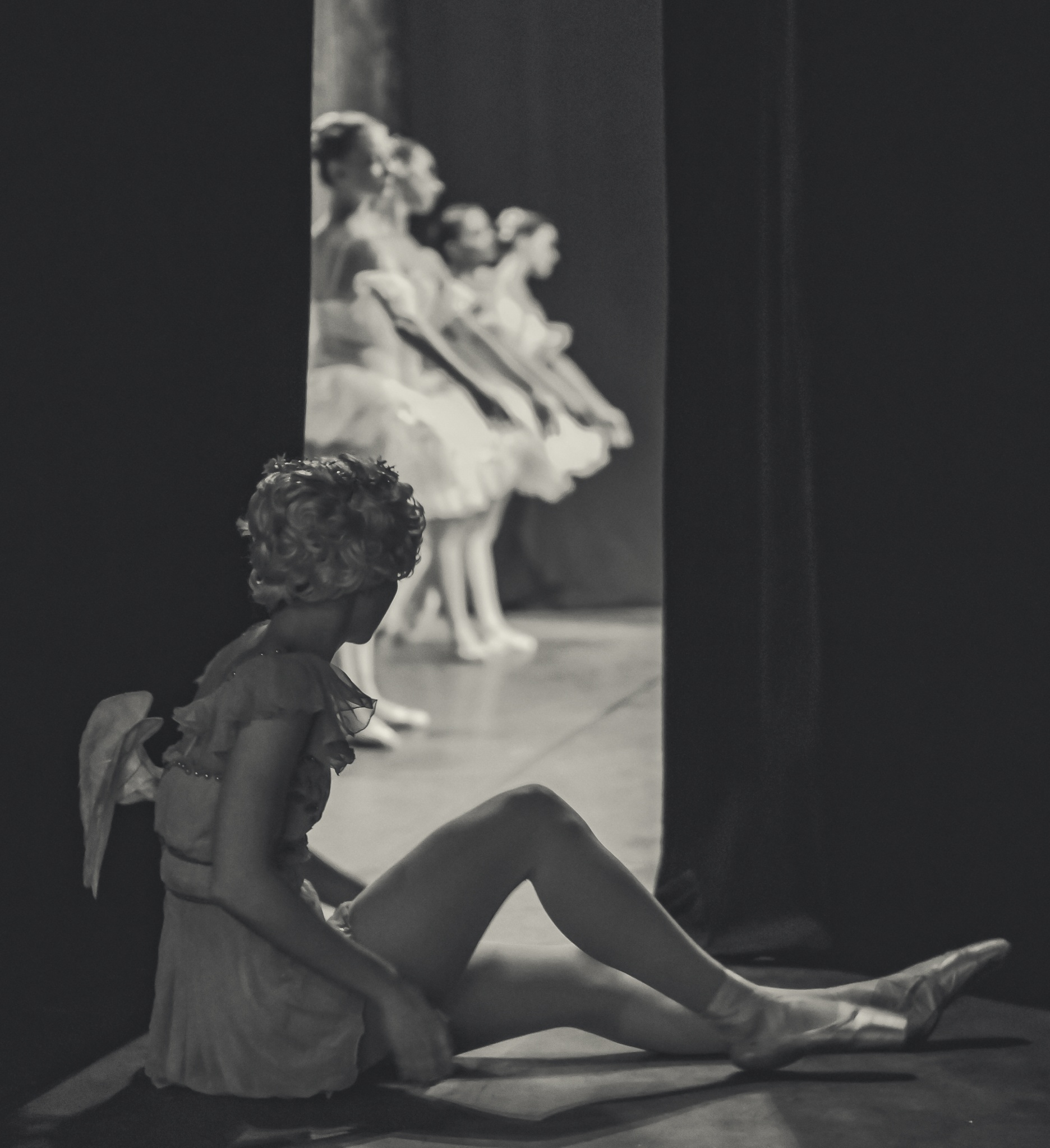 Balleri a by Komisantto