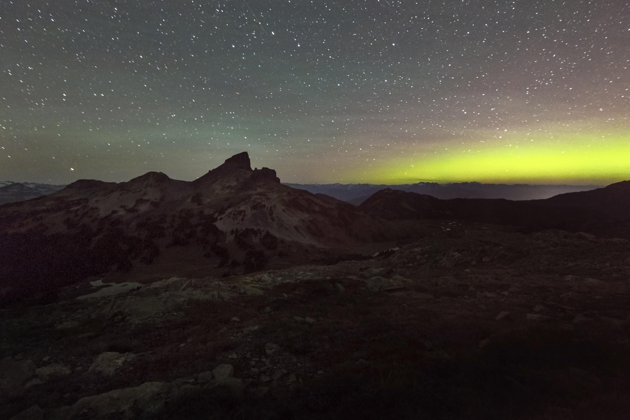 Northern Lights by Jason Wilde
