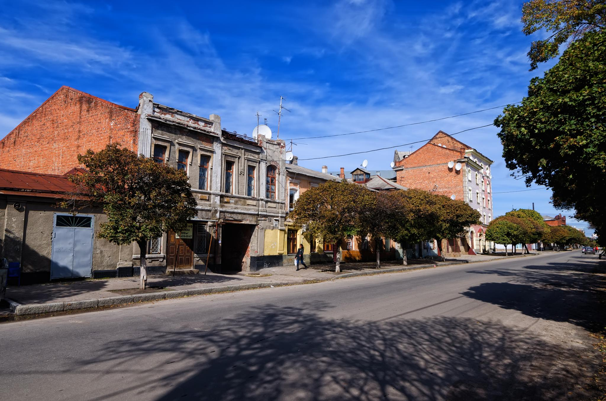 The streets of the old town. Kharkov. Ukraine by Igor Nayda