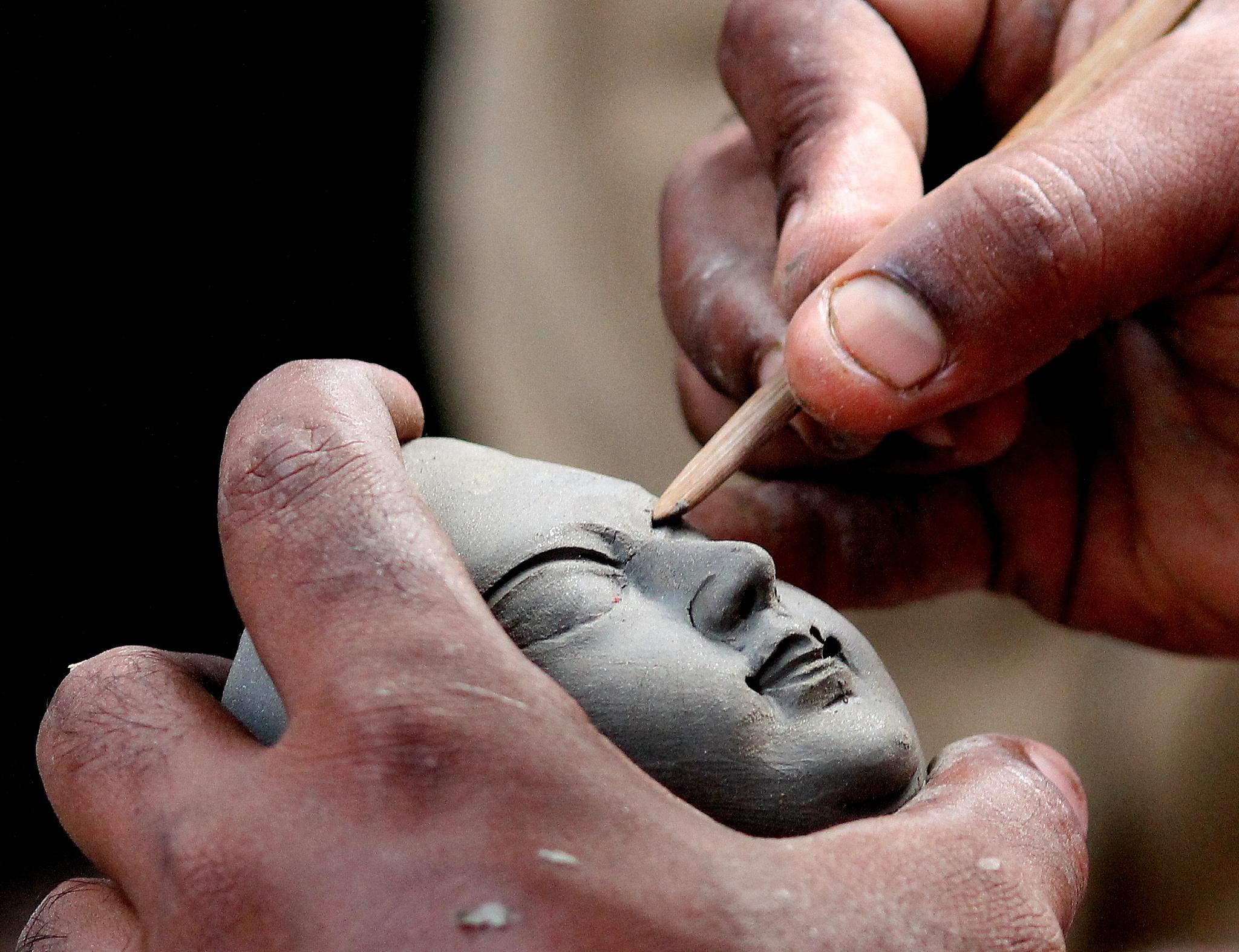 The Making of ''Goddess Durga'' by Kunal Bhattacharya