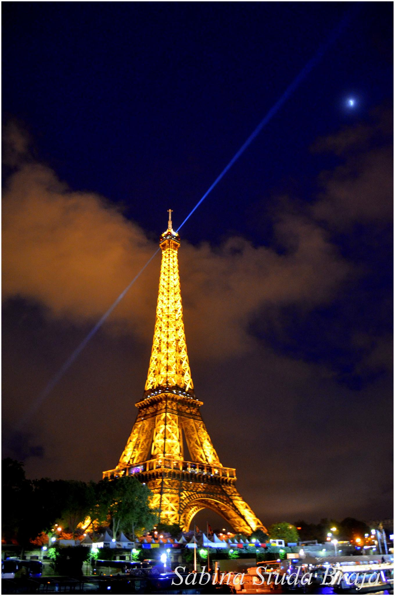 Paris... Paris ... by sabina.braja