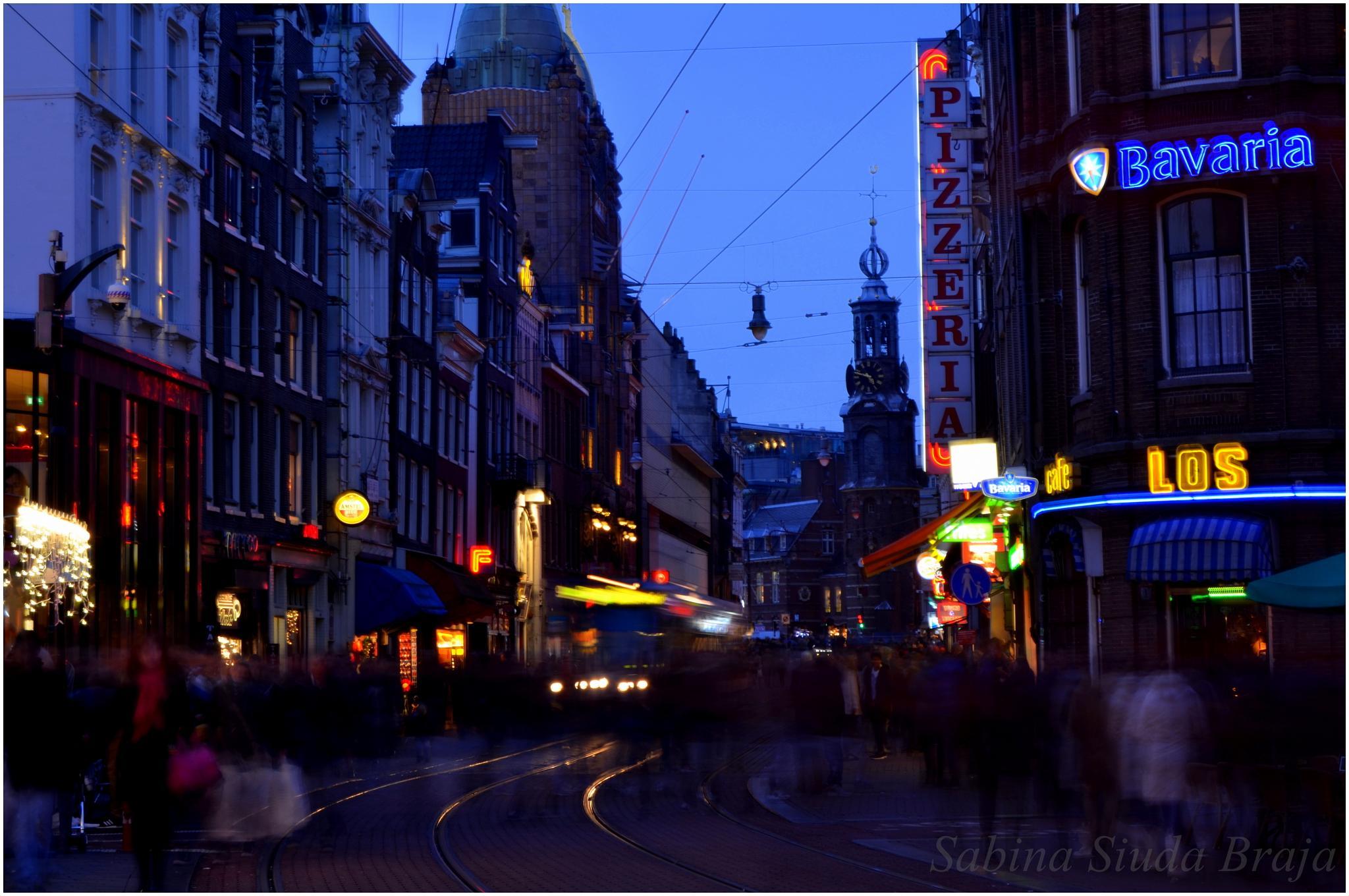 Ghost town ... by sabina.braja