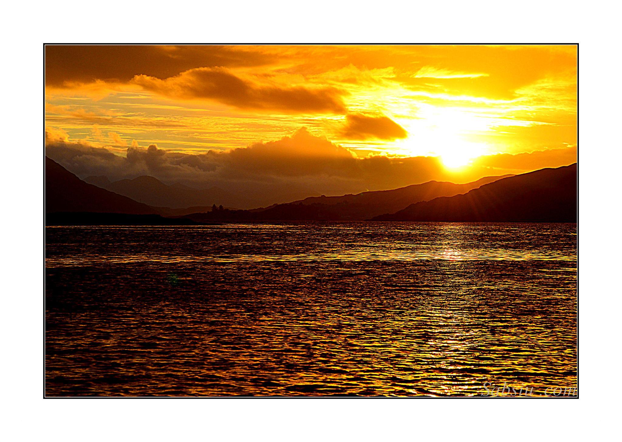 Loch Duich ... by sabina.braja