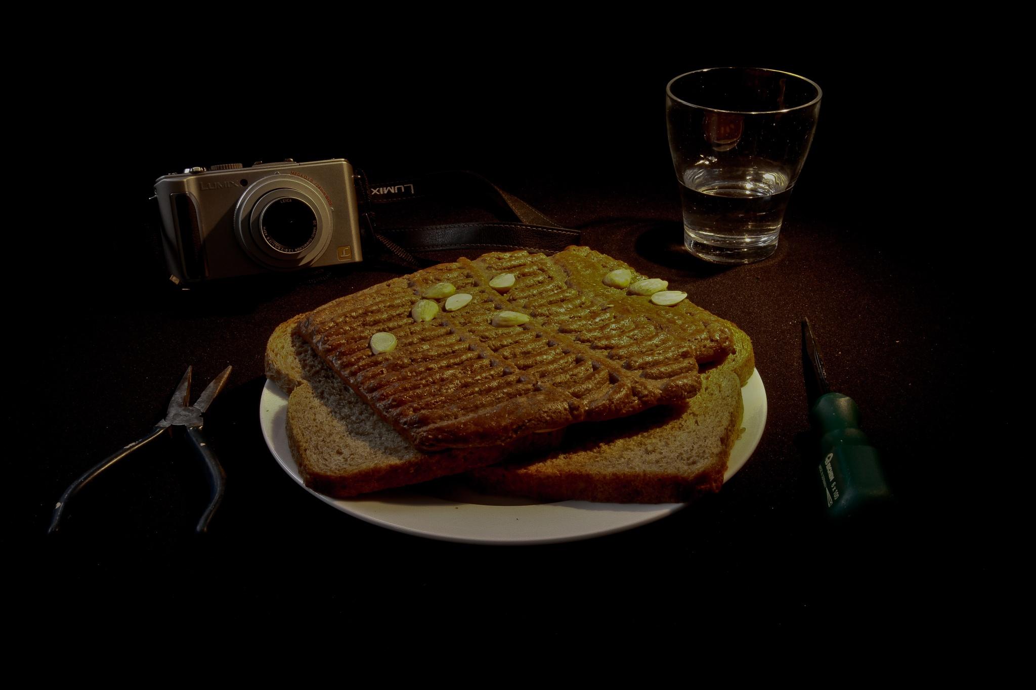 My breakfast 1 by janlepair