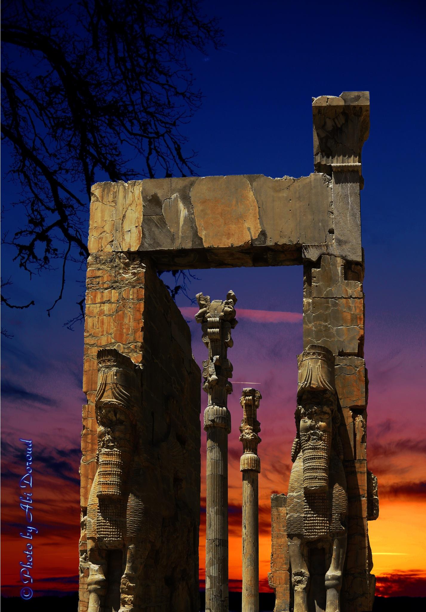 Persepolis by abi.doroud