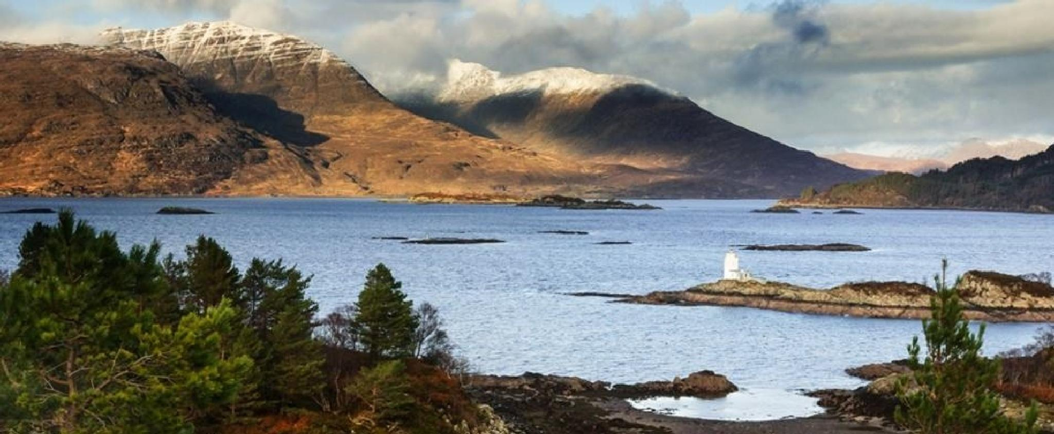 View from Plockton, Wester Ross by Scottish Landscapes