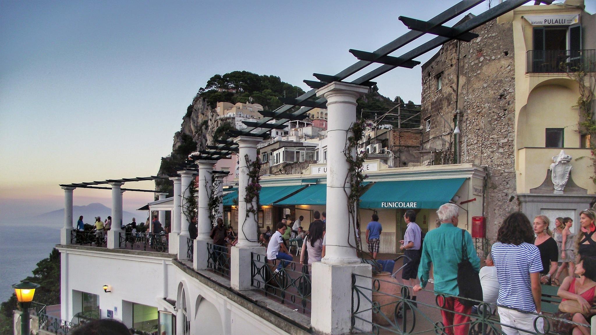 Capri  by Giulio