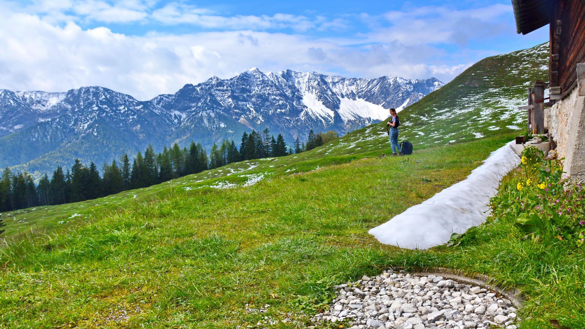 enjoying nature by klaus.deischl