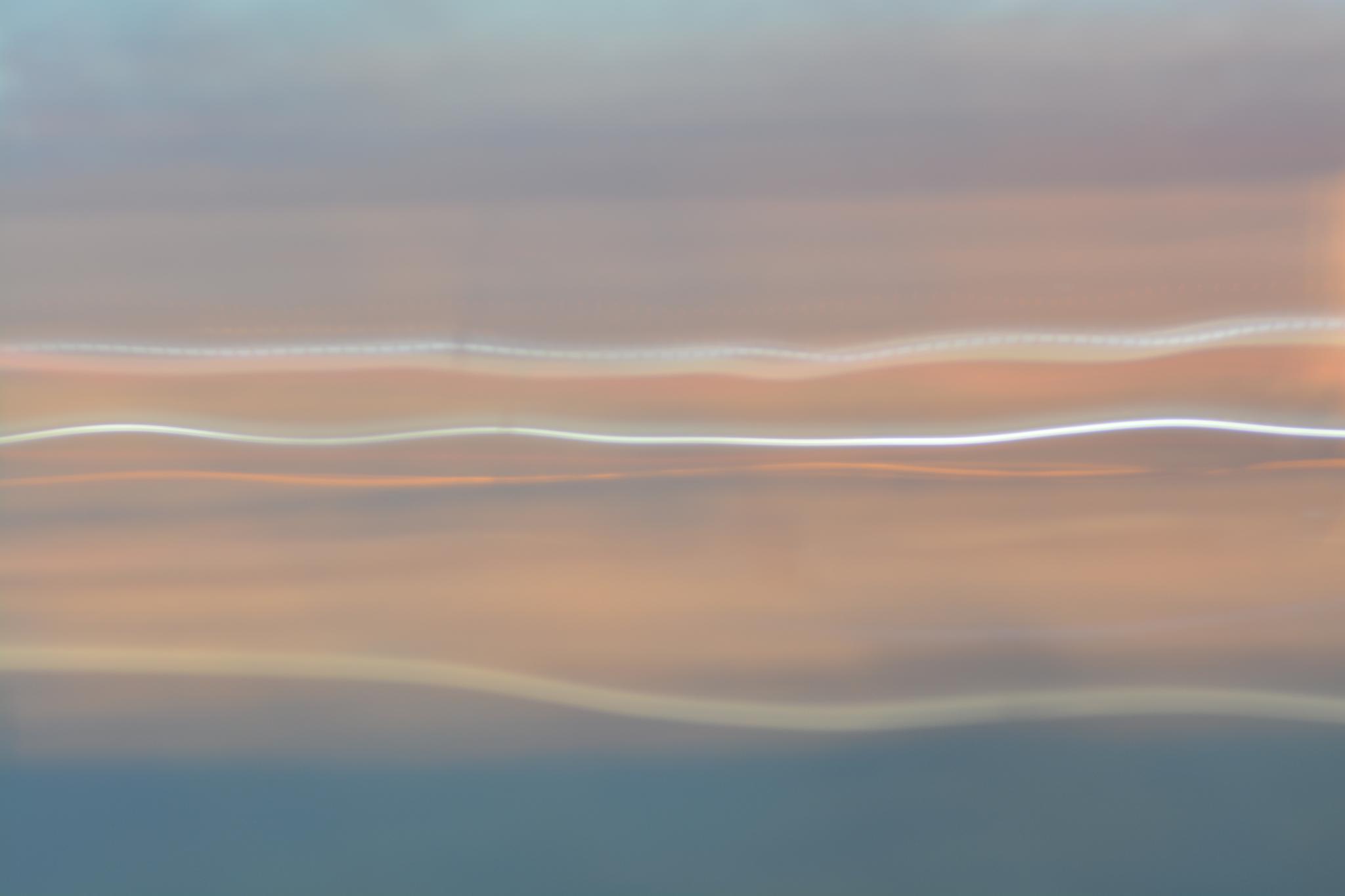 light trails by nick.mamaladze