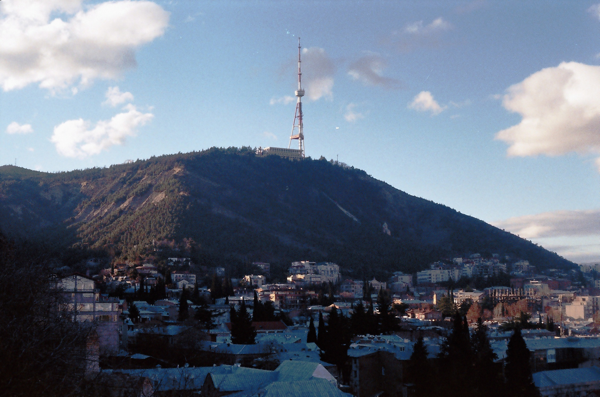 tbilisi by Khatia Gelashvili