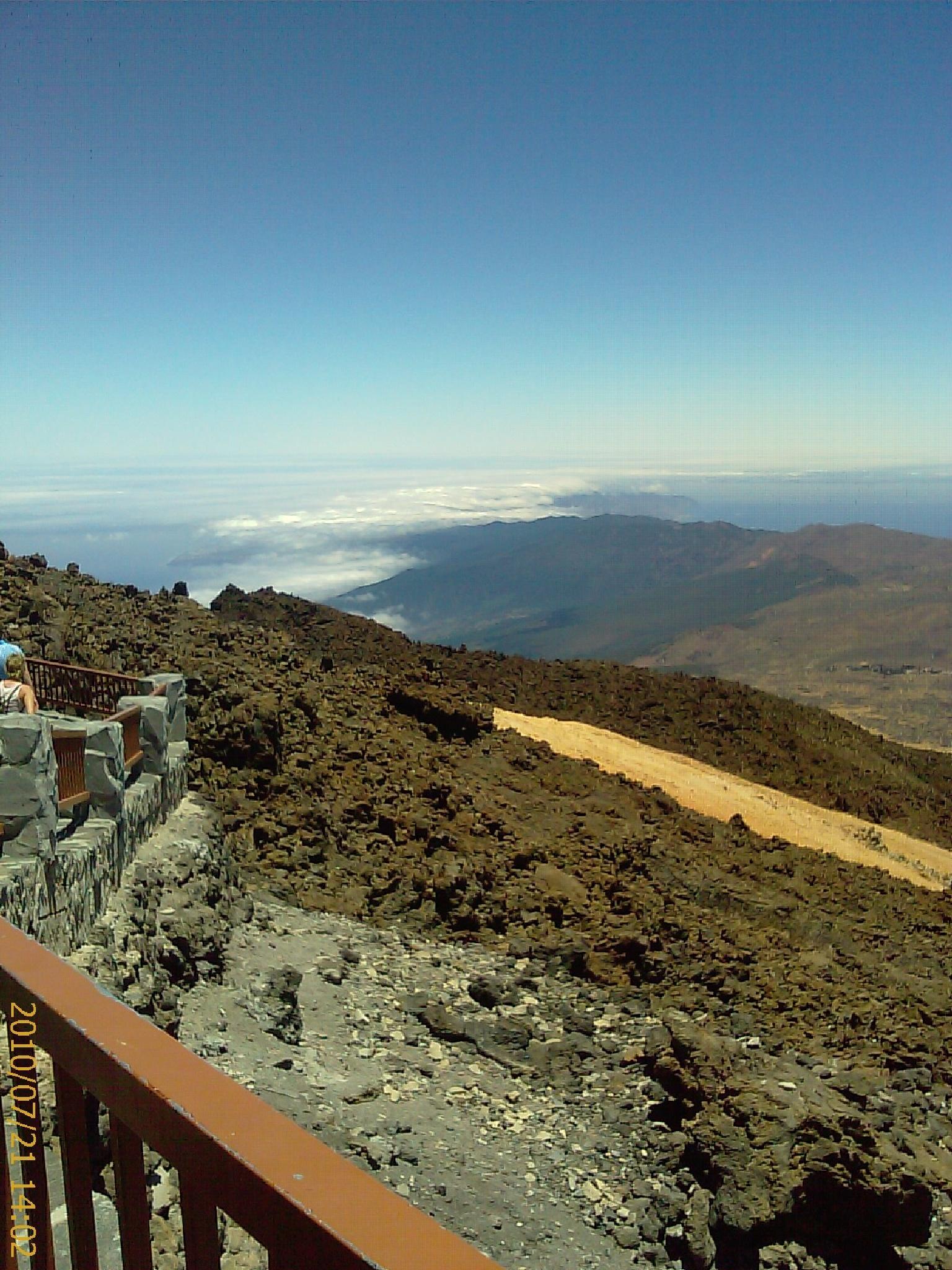 Teneriffa Teide by uwe.kiok