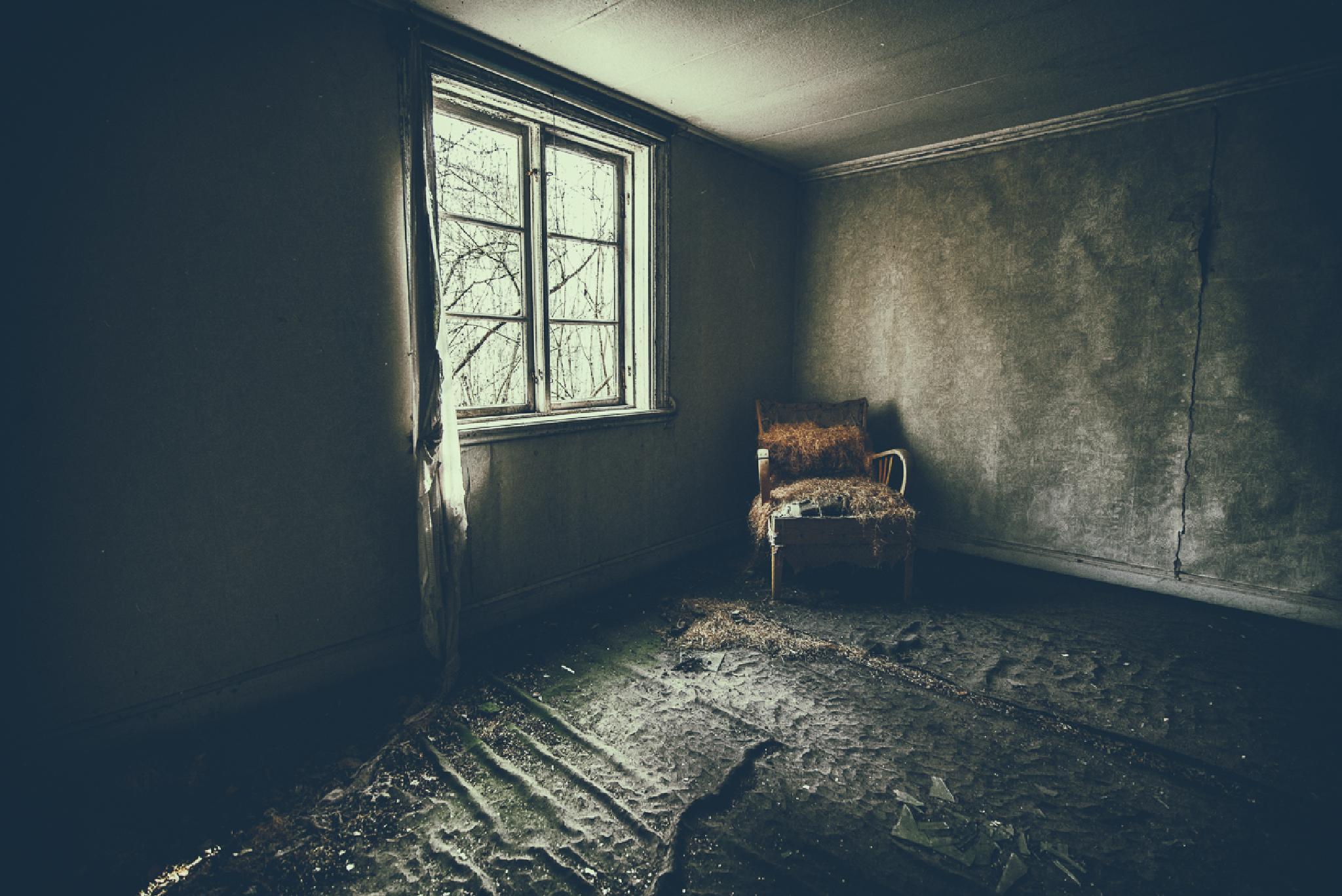 Abandoned by Elisabeth Landberger