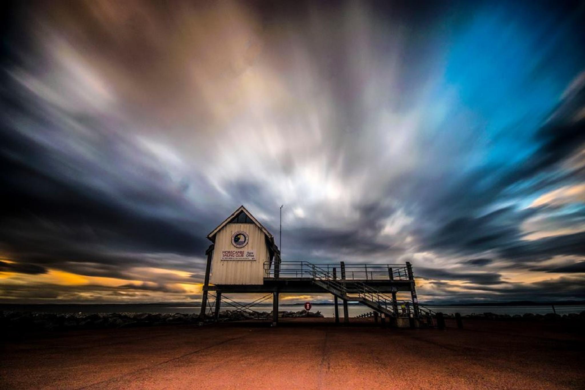 Morecambe Lifeboat Station by Meldrew