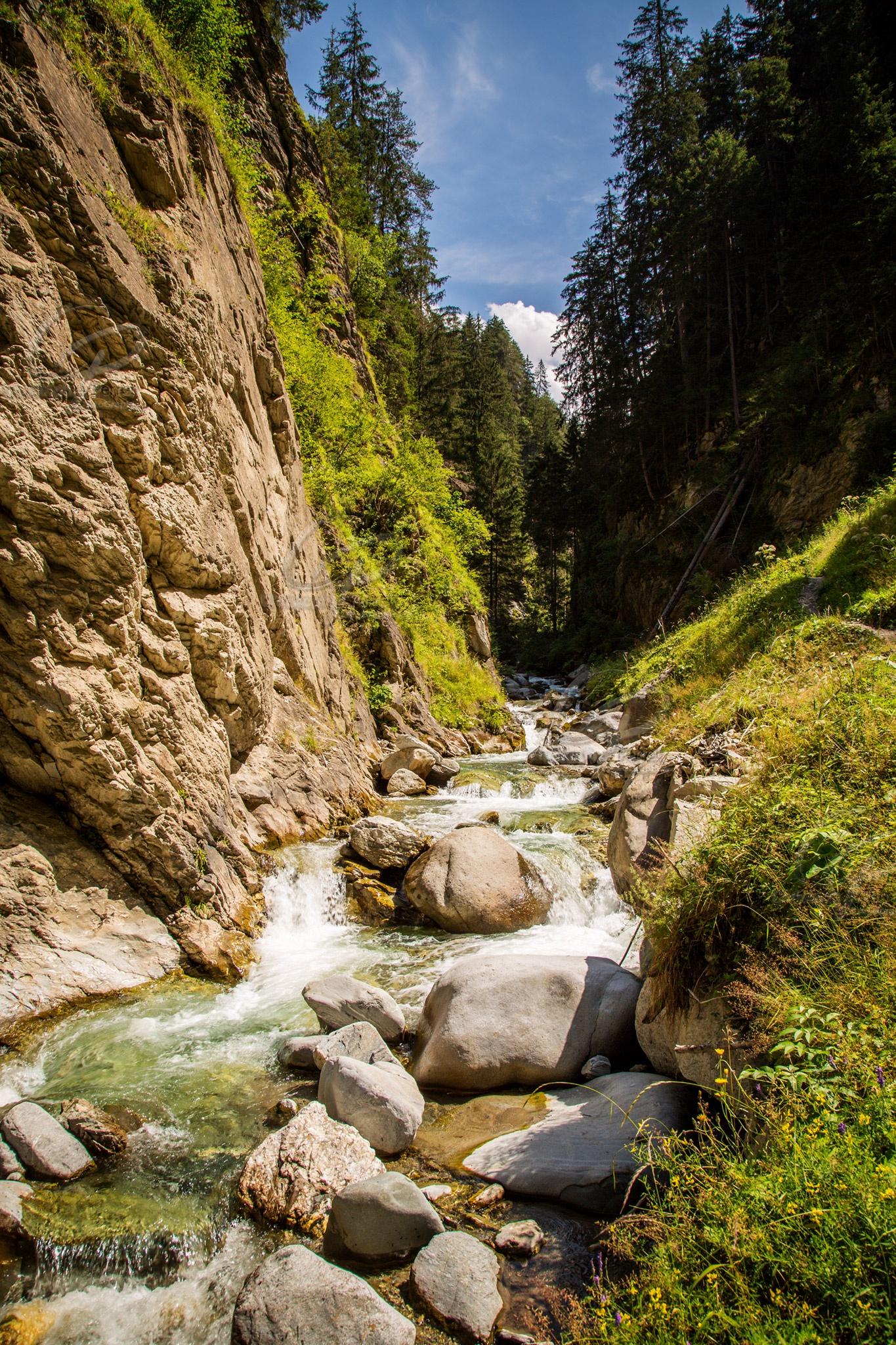 Photo in Landscape #klamm #tirol #austria