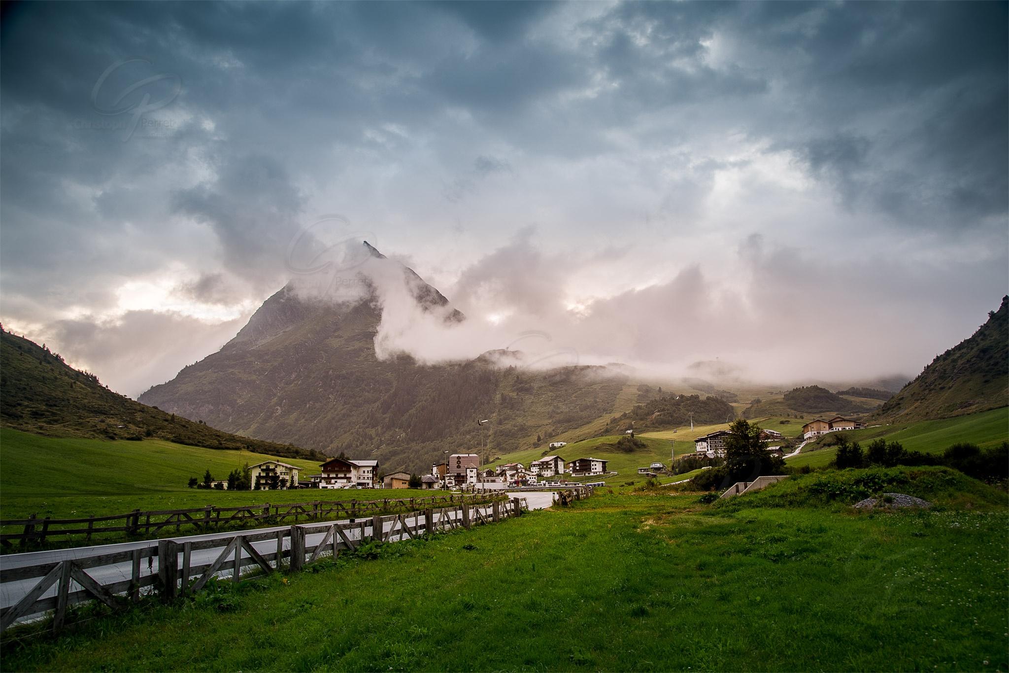Photo in Landscape #tirol #austria #ischgl