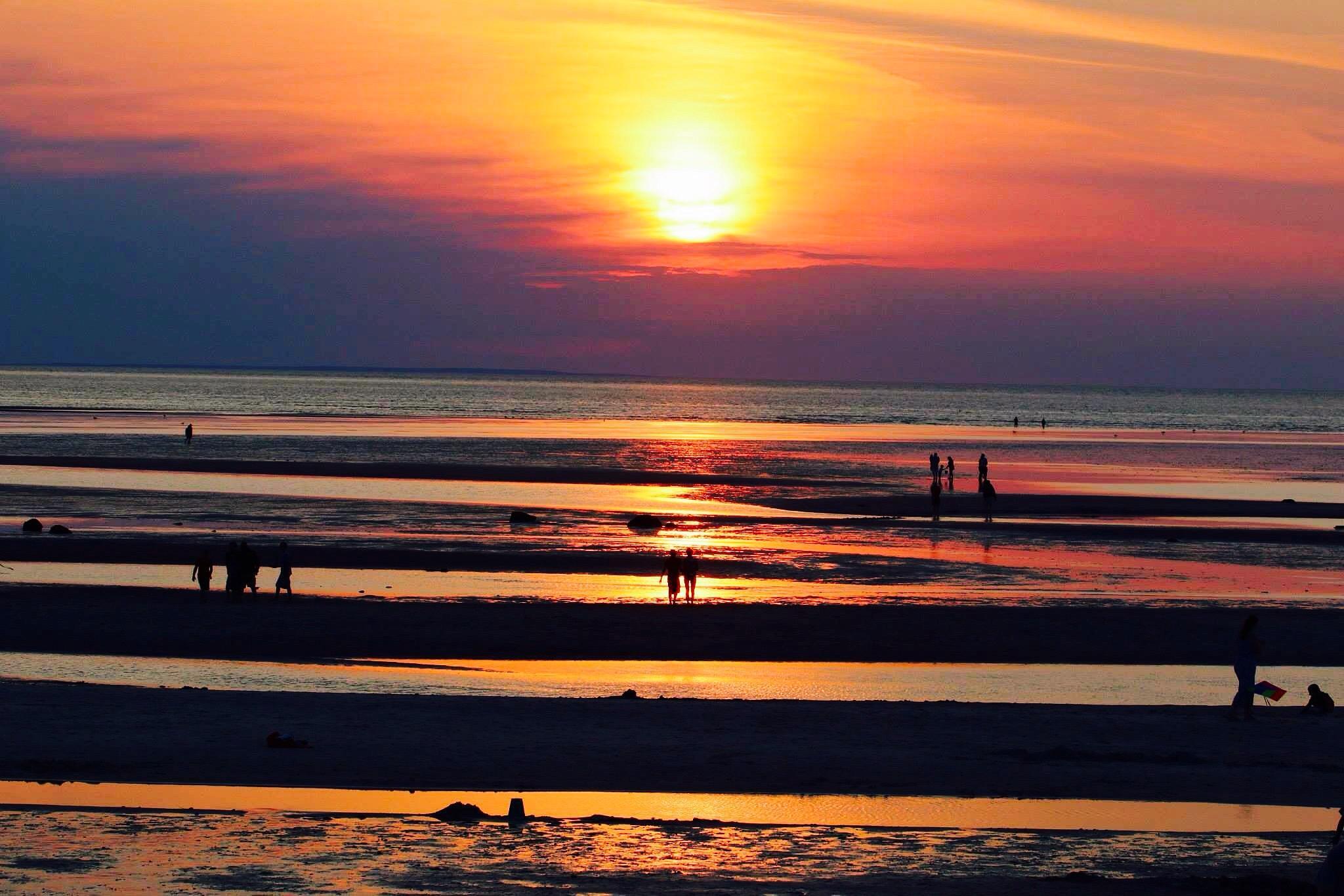 Sunset by PamelaZ