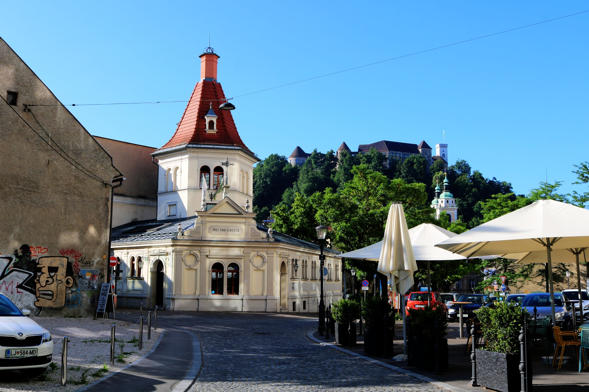 Ljubljana by zvnktomasevic