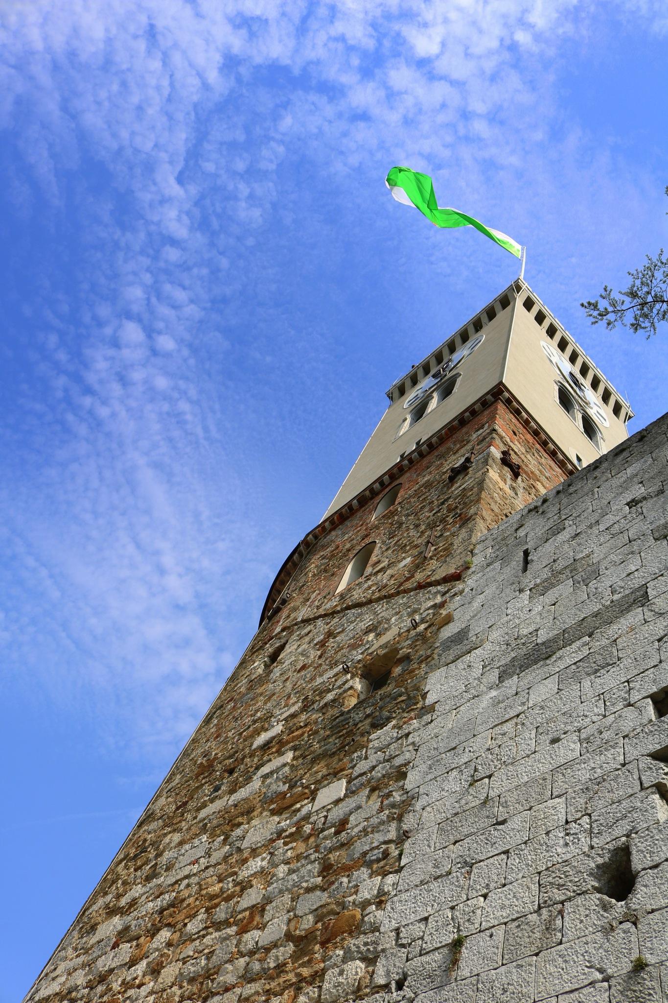 Ljubljana castle, Slovenia by zvnktomasevic