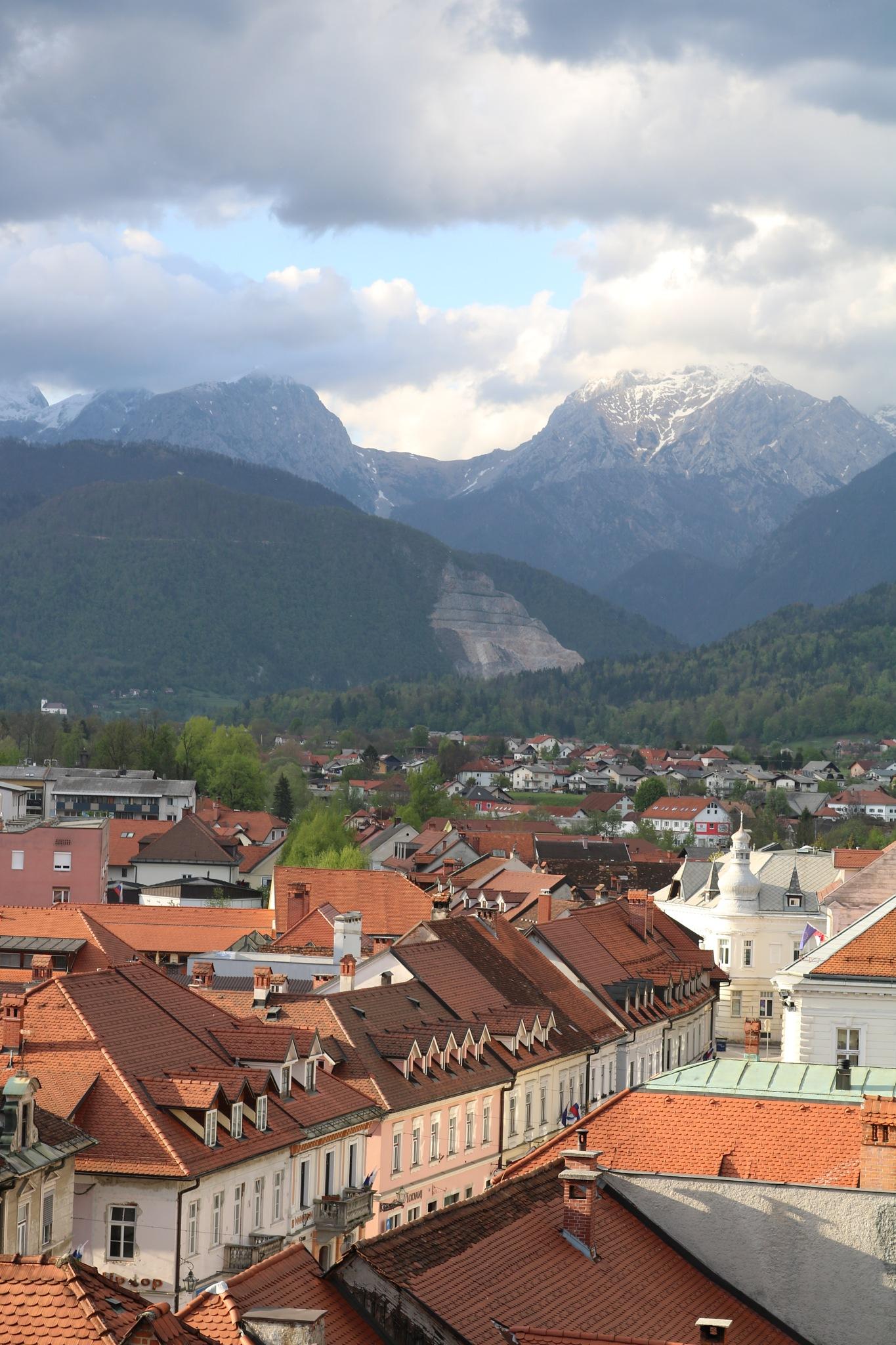 Kamnik - Old Town  by zvnktomasevic