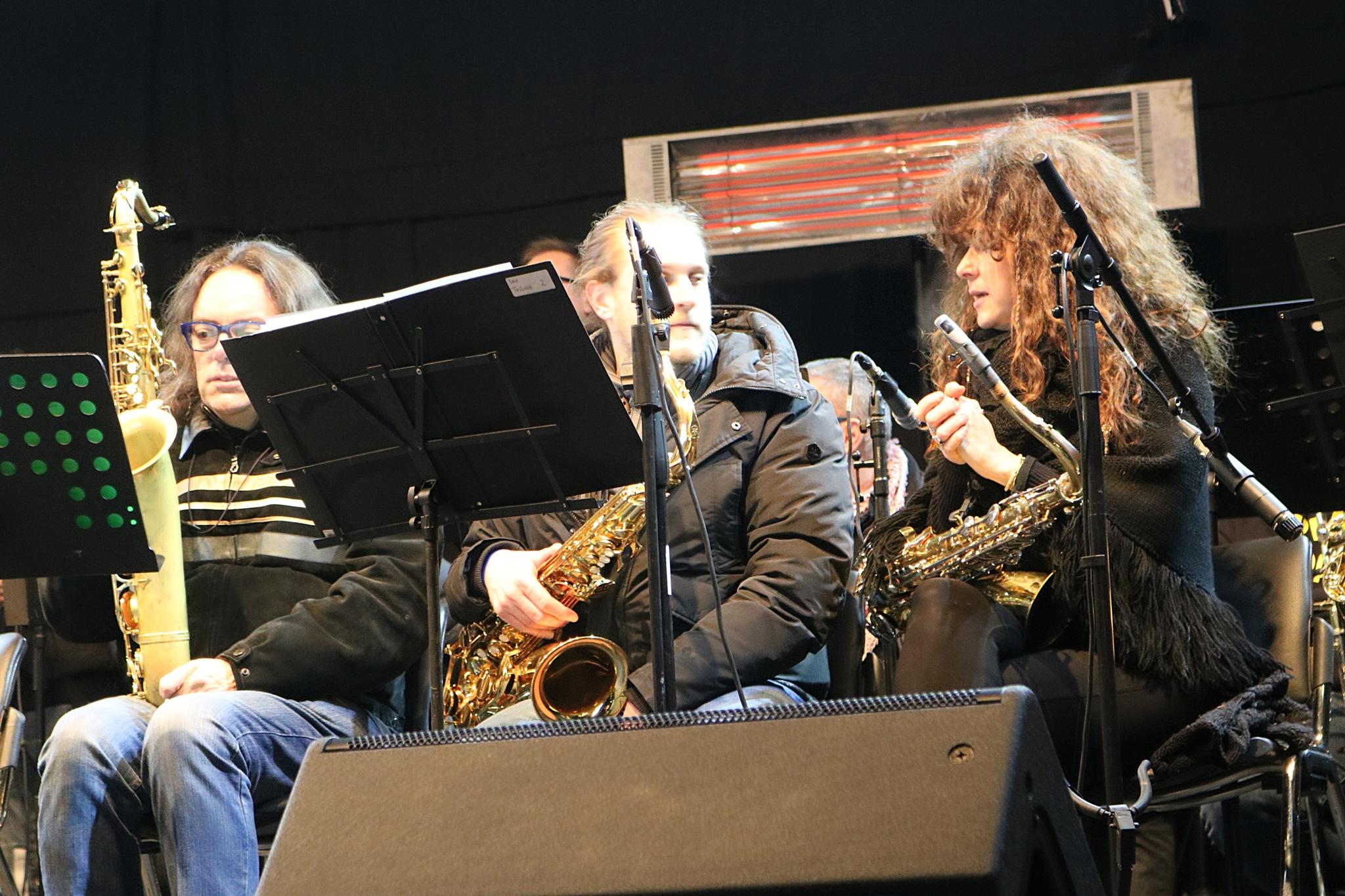 Big band Theory, Trieste by zvnktomasevic