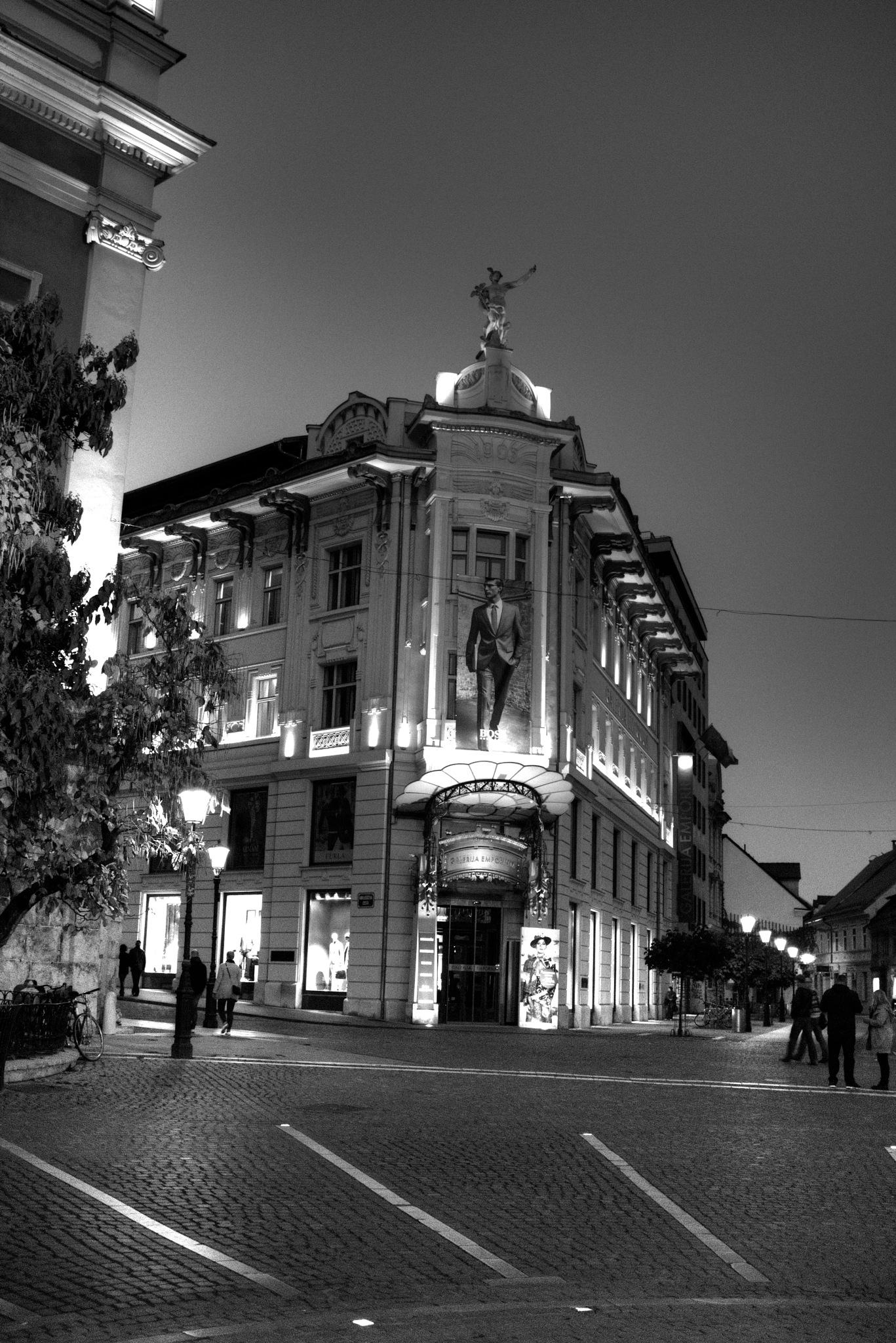 Prešeren square (CR2) by zvnktomasevic