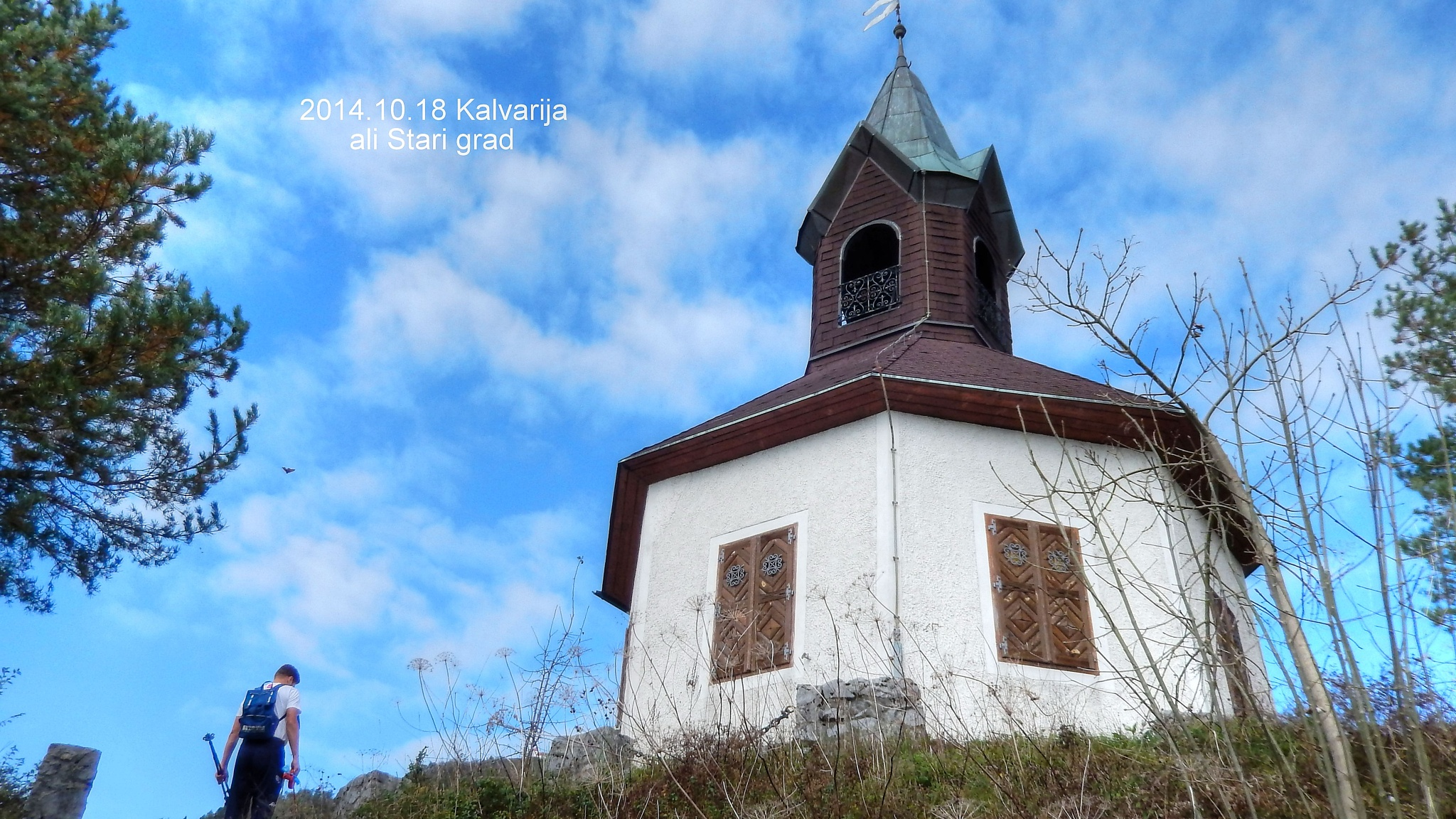 Kalvarija nad Polhov Gradcem, Slovenia by zvnktomasevic