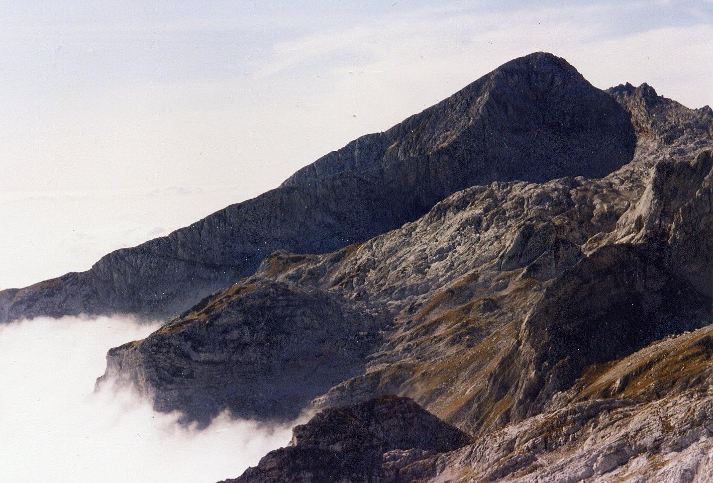 GRINTOVEC 2558m, Kamniške alpe 1990.10.05. by zvnktomasevic