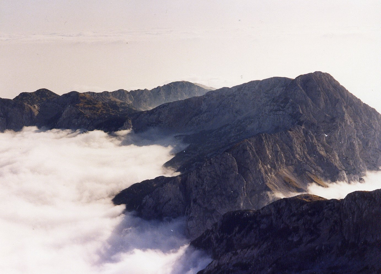 Panorama Kamniške alpe 1990.10.05. by zvnktomasevic