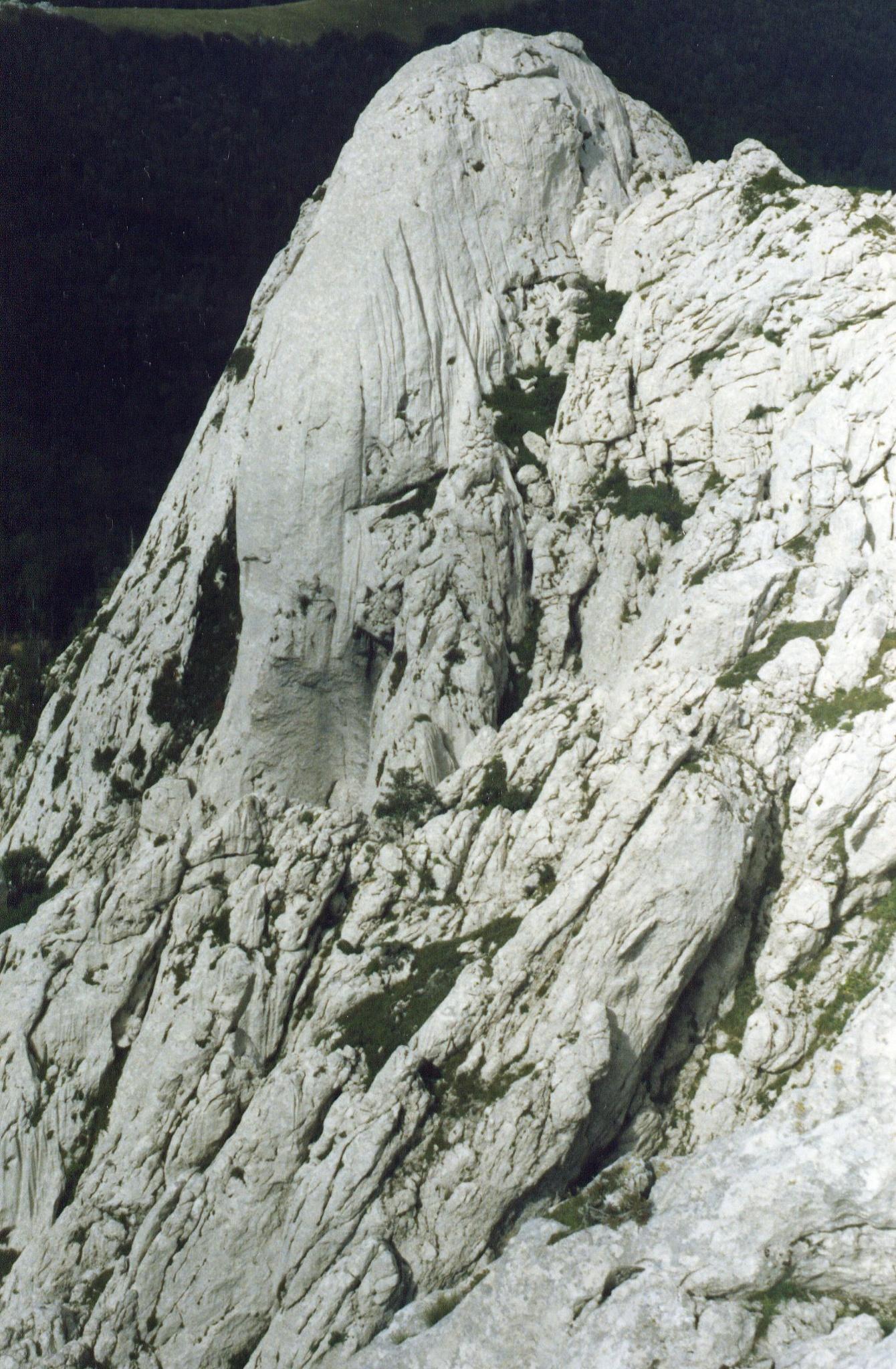 TULOVE GREDE , JUŽNI VELEBIT3.9.1989 CROATIA 1 by zvnktomasevic