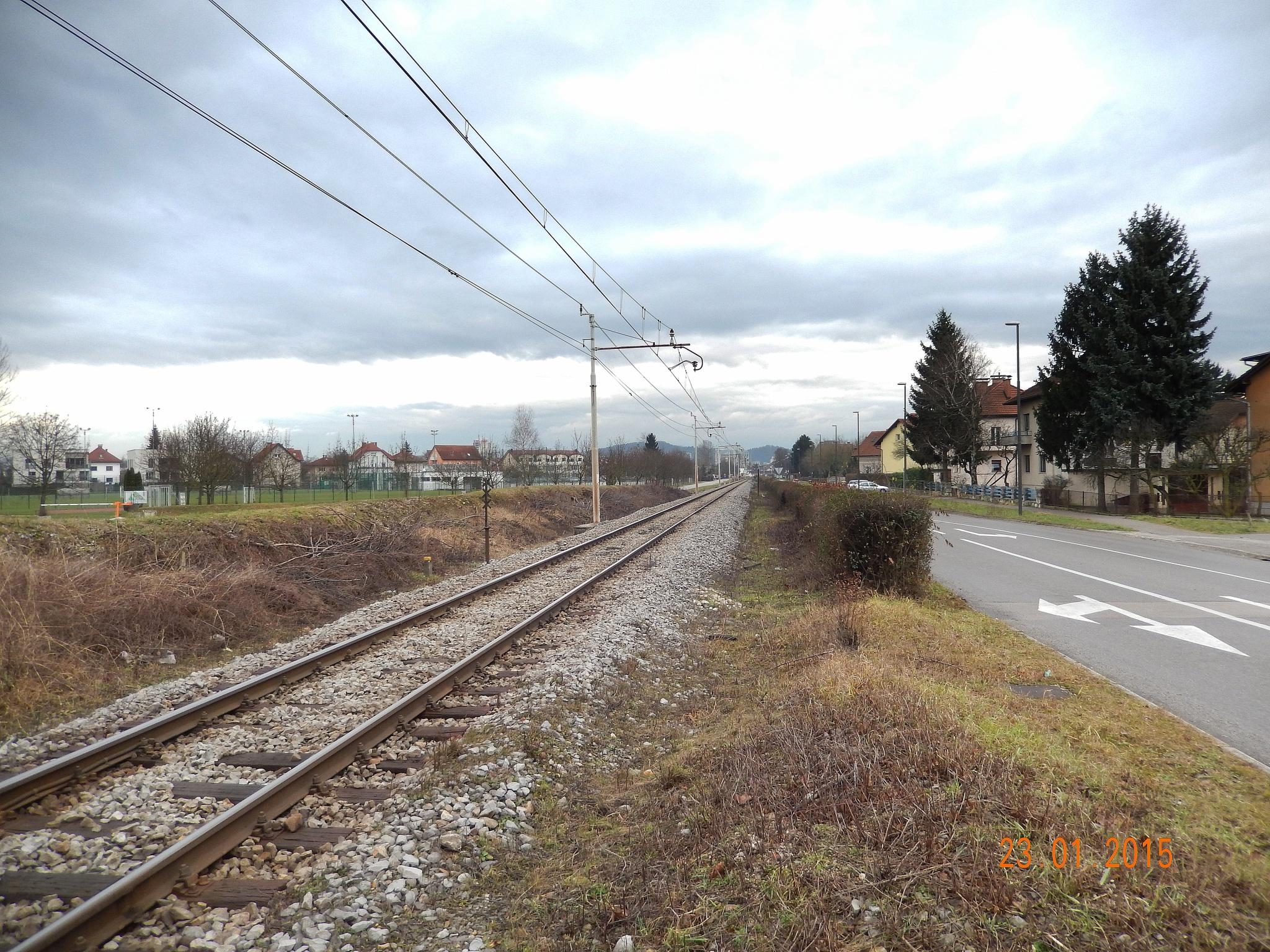 somewhere of ljubljana by zvnktomasevic