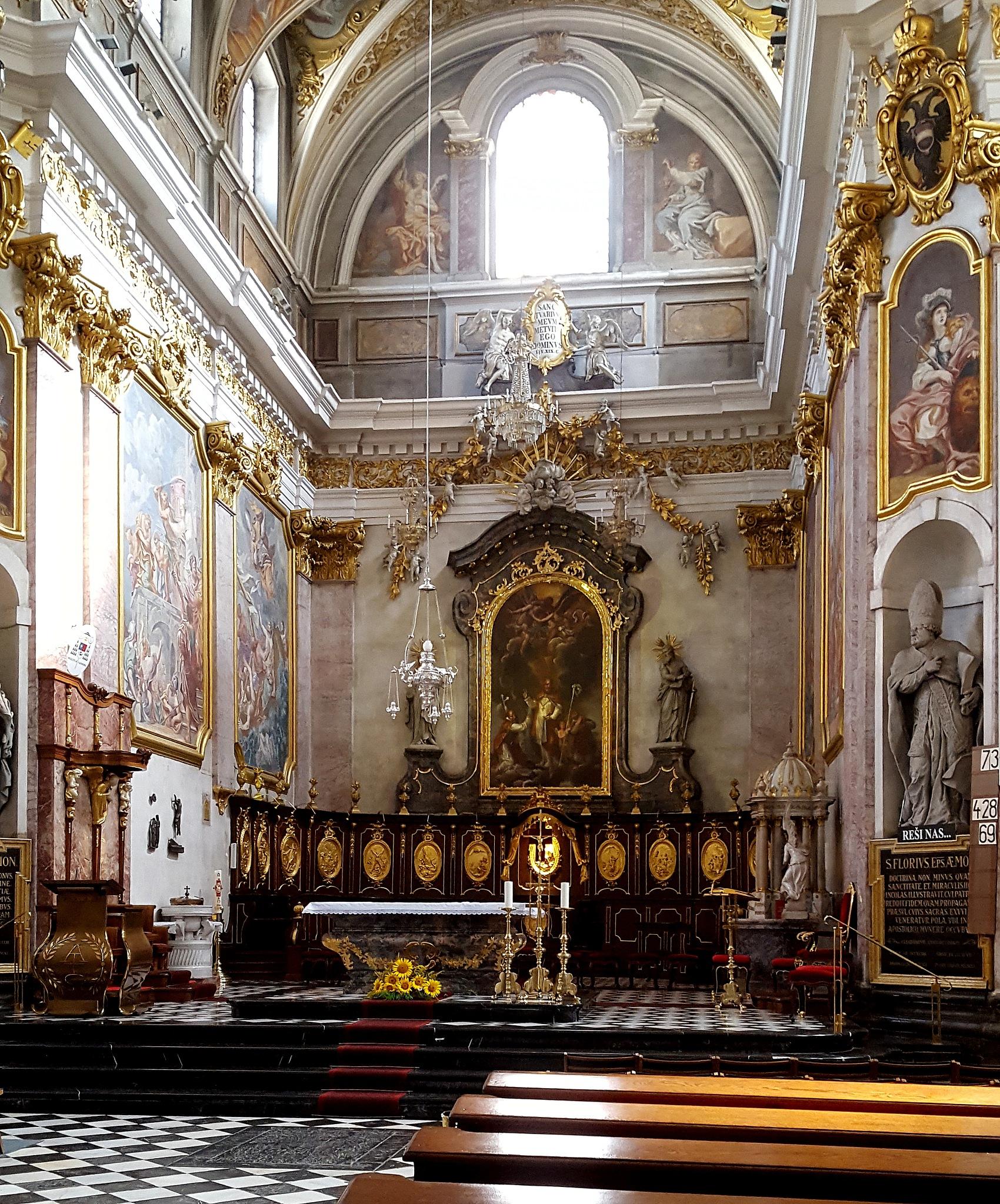 Stolna cerkev Sv. Nikolaja - Ljubljana by zvnktomasevic