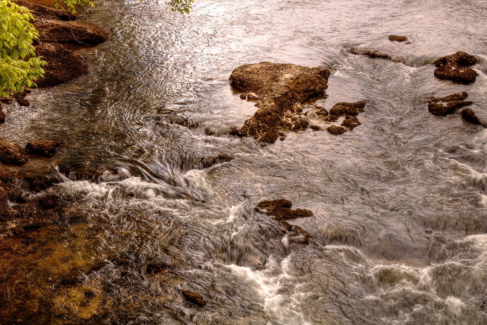 River Ljubljanica ..... by zvnktomasevic
