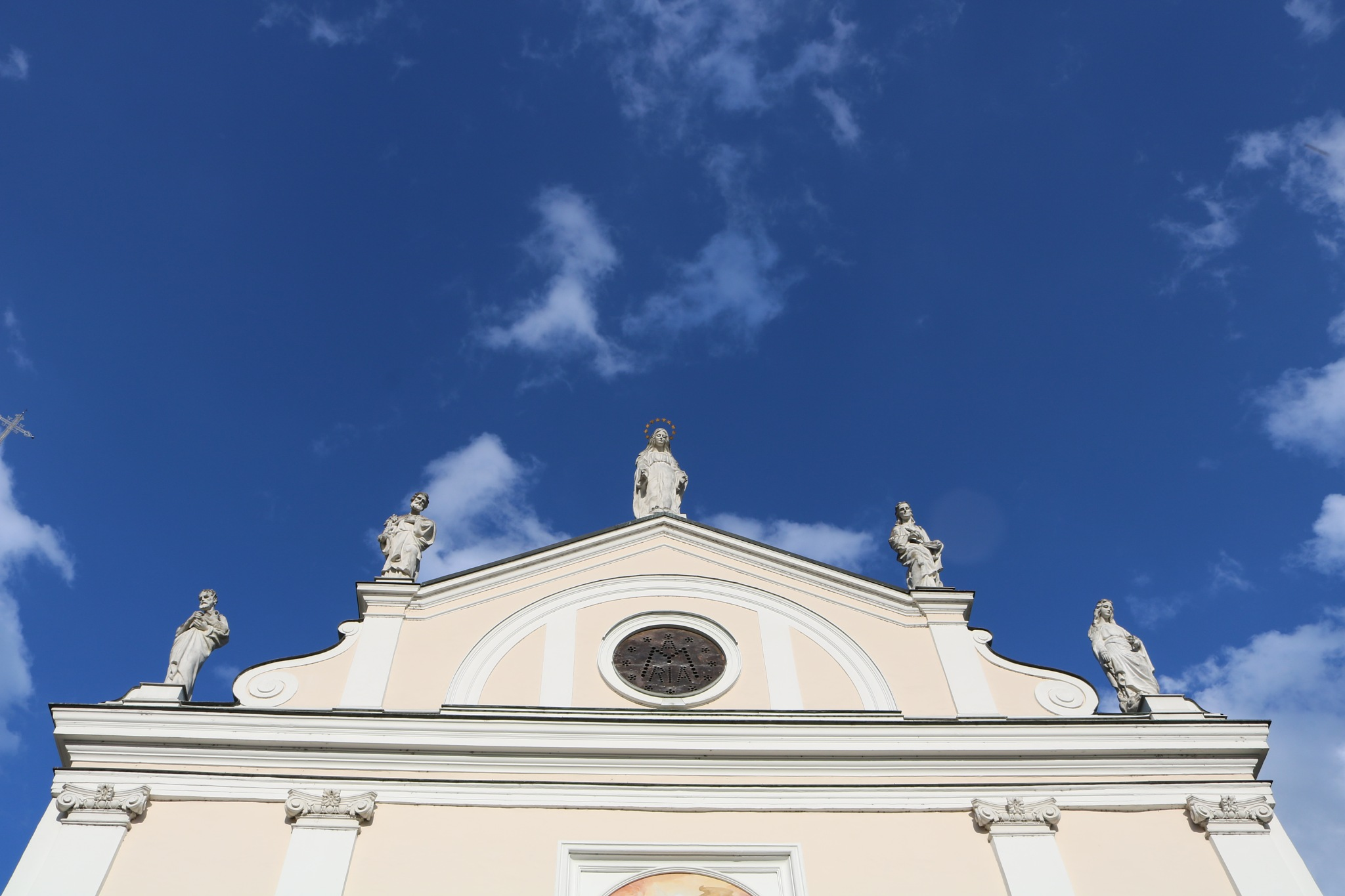 Church of Mary's Immaculate conception by zvnktomasevic