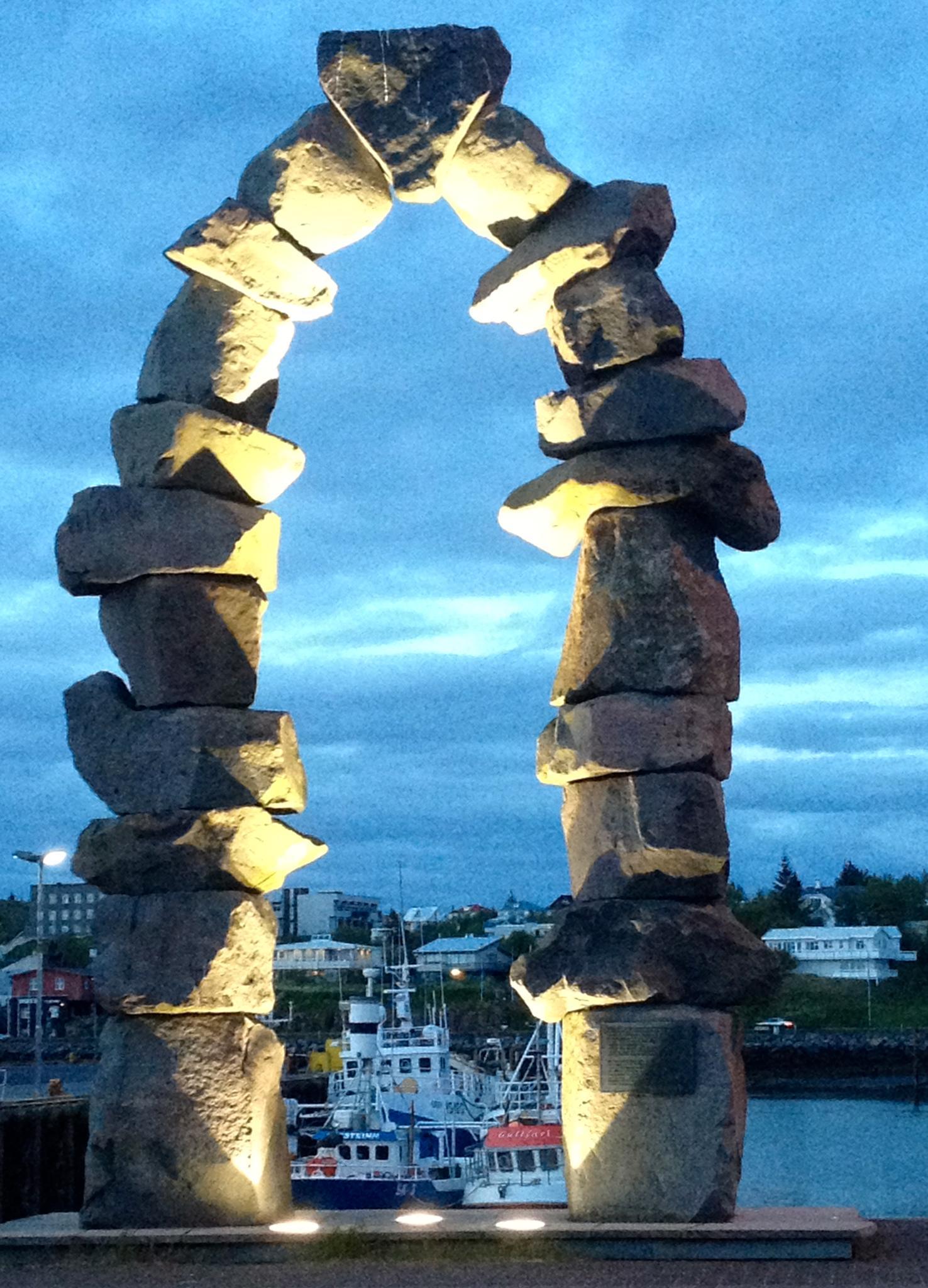 @ Hafnarfjörður by  Bjarklind